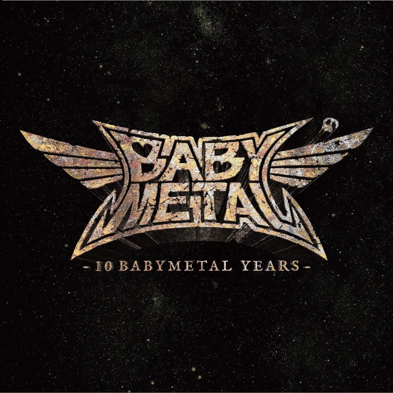 10 Babymetal Years - 1