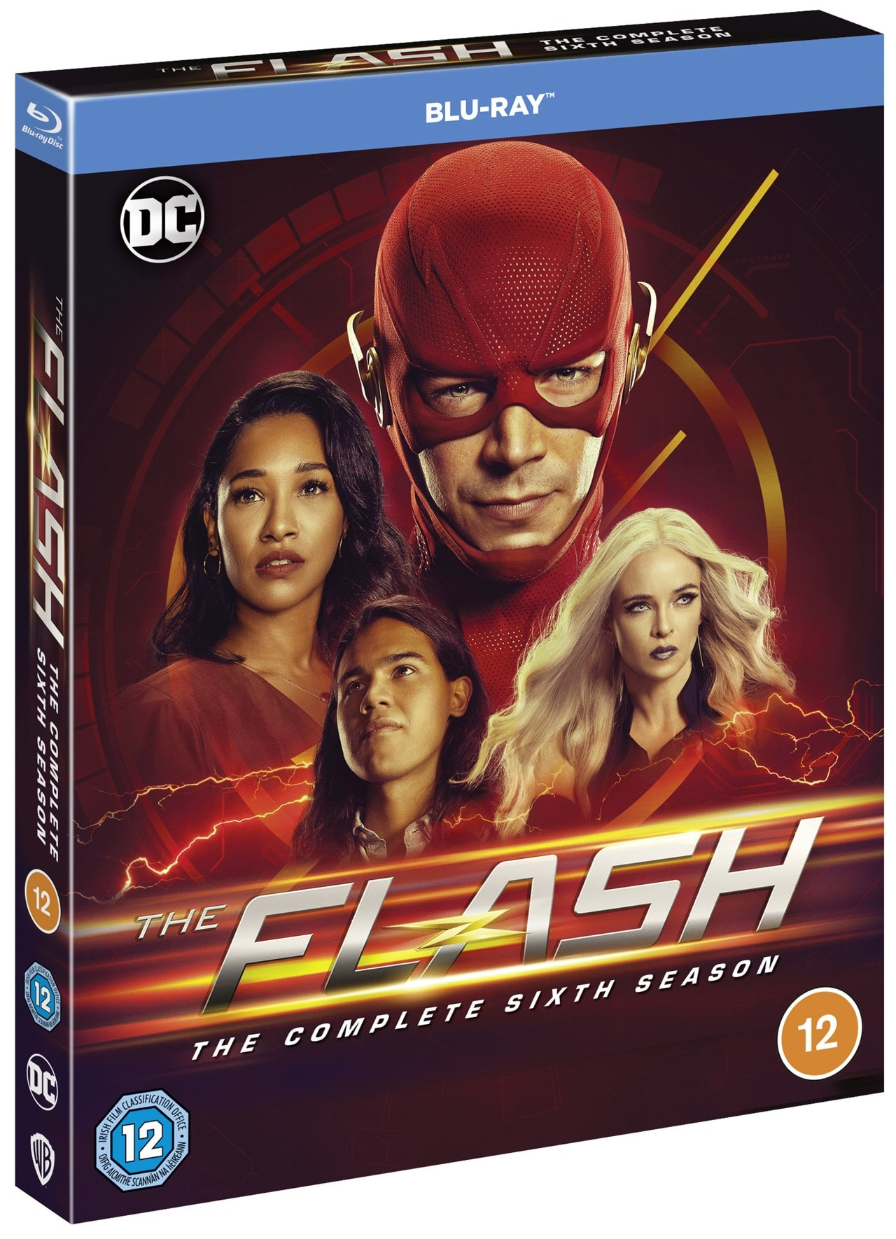 The Flash: The Complete Sixth Season - 2
