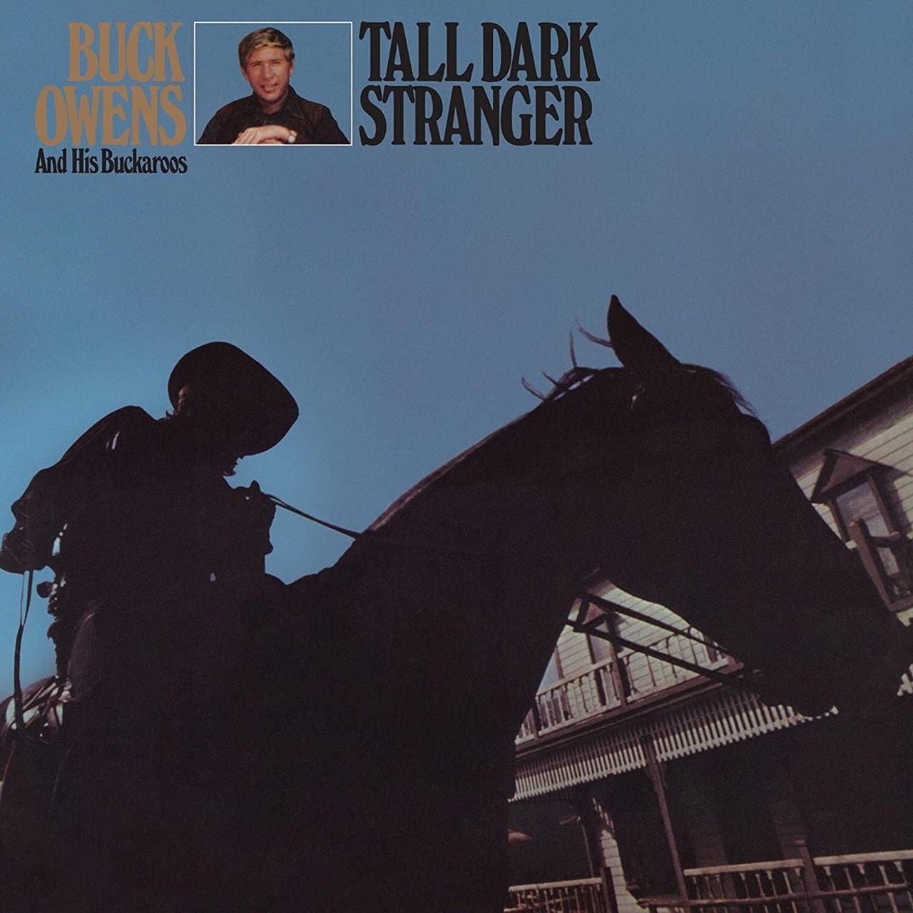 Tall Dark Stranger - 1