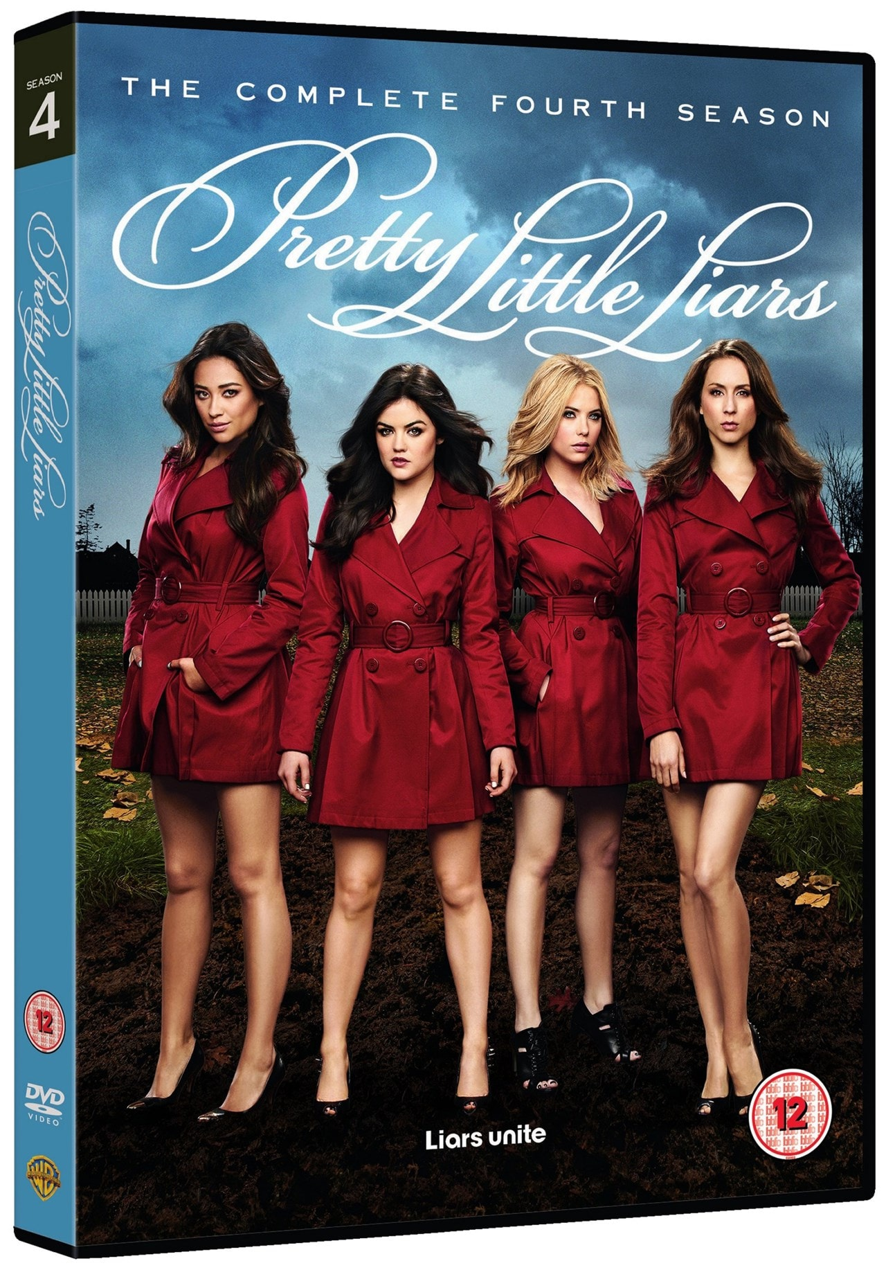 Pretty Little Liars: The Complete Fourth Season - 2