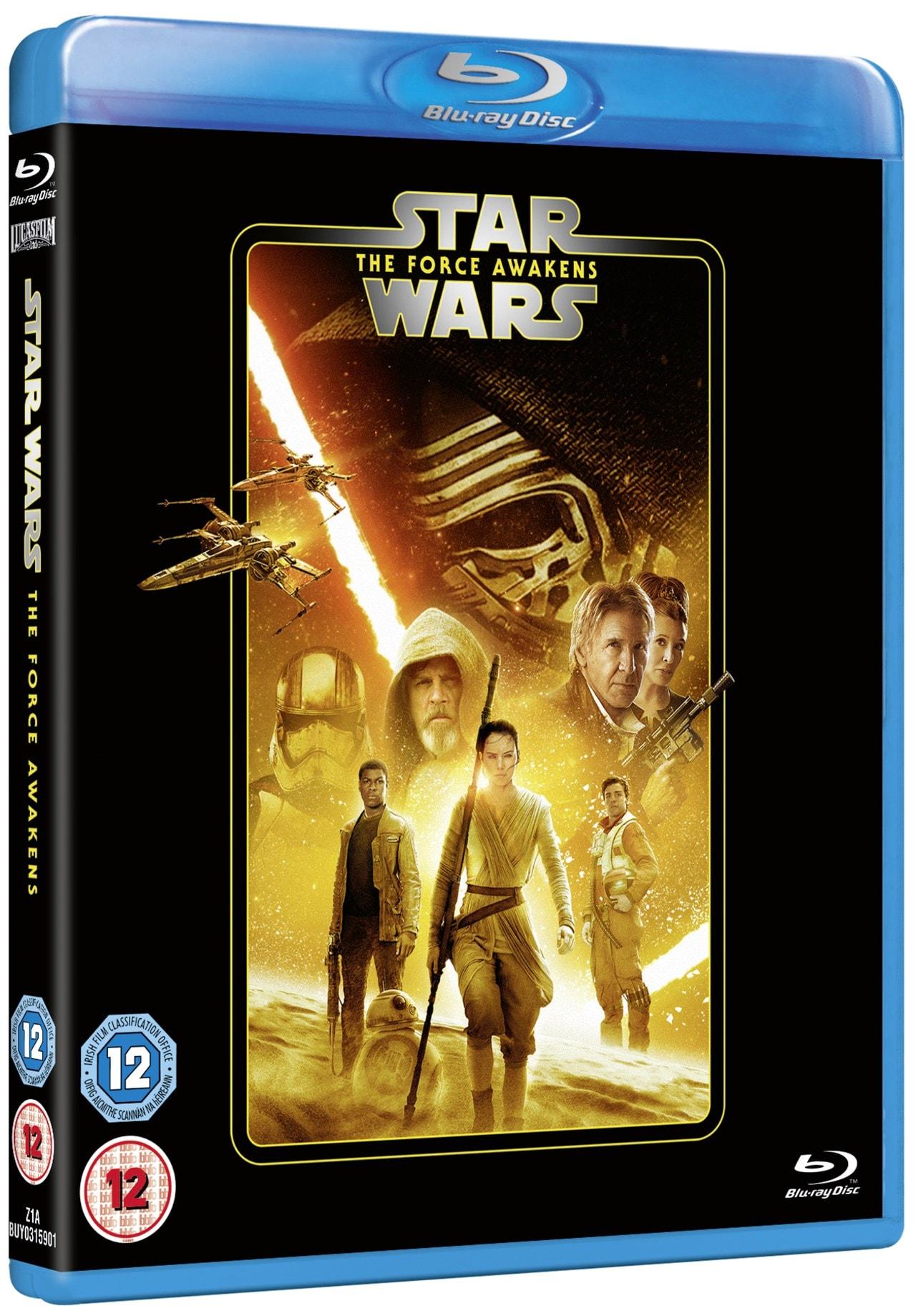 Star Wars: The Force Awakens - 2