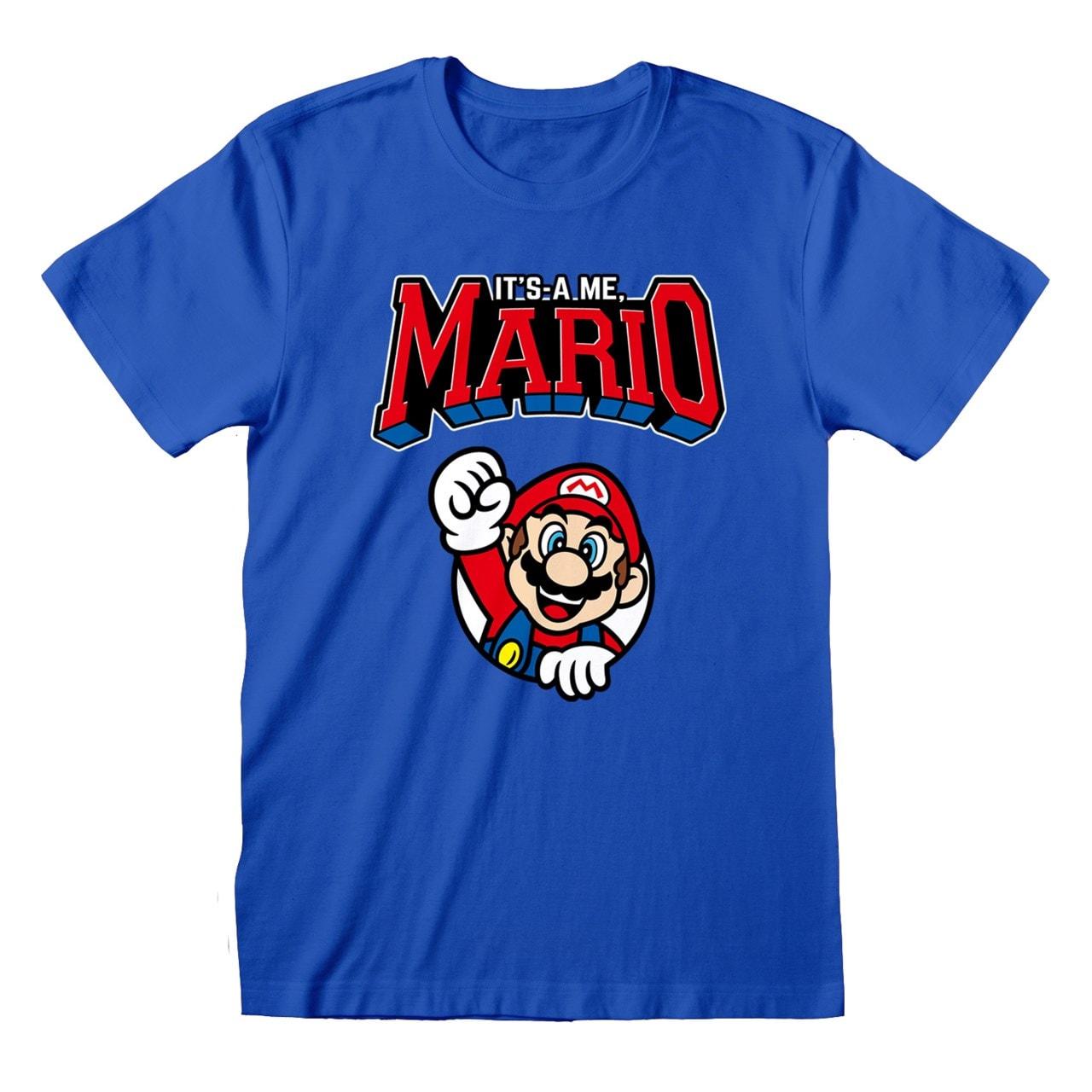 Nintendo: Super Mario Varsity (Small) - 1