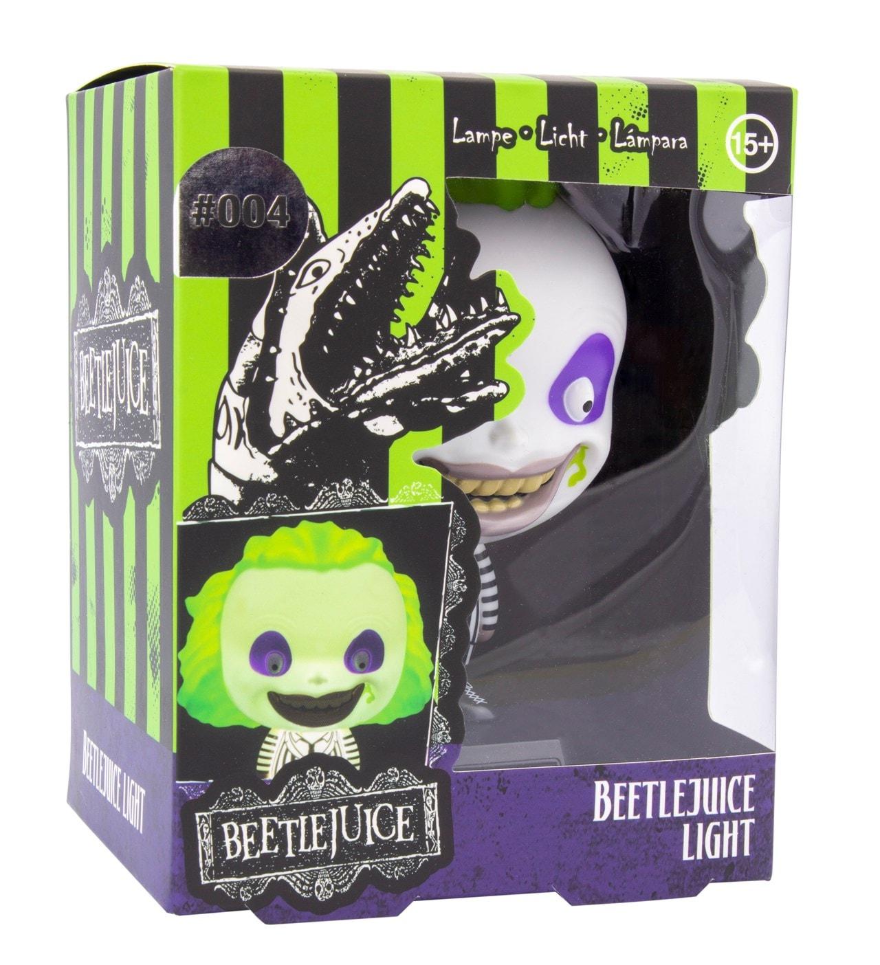 Beetlejuice Icon Light - 3