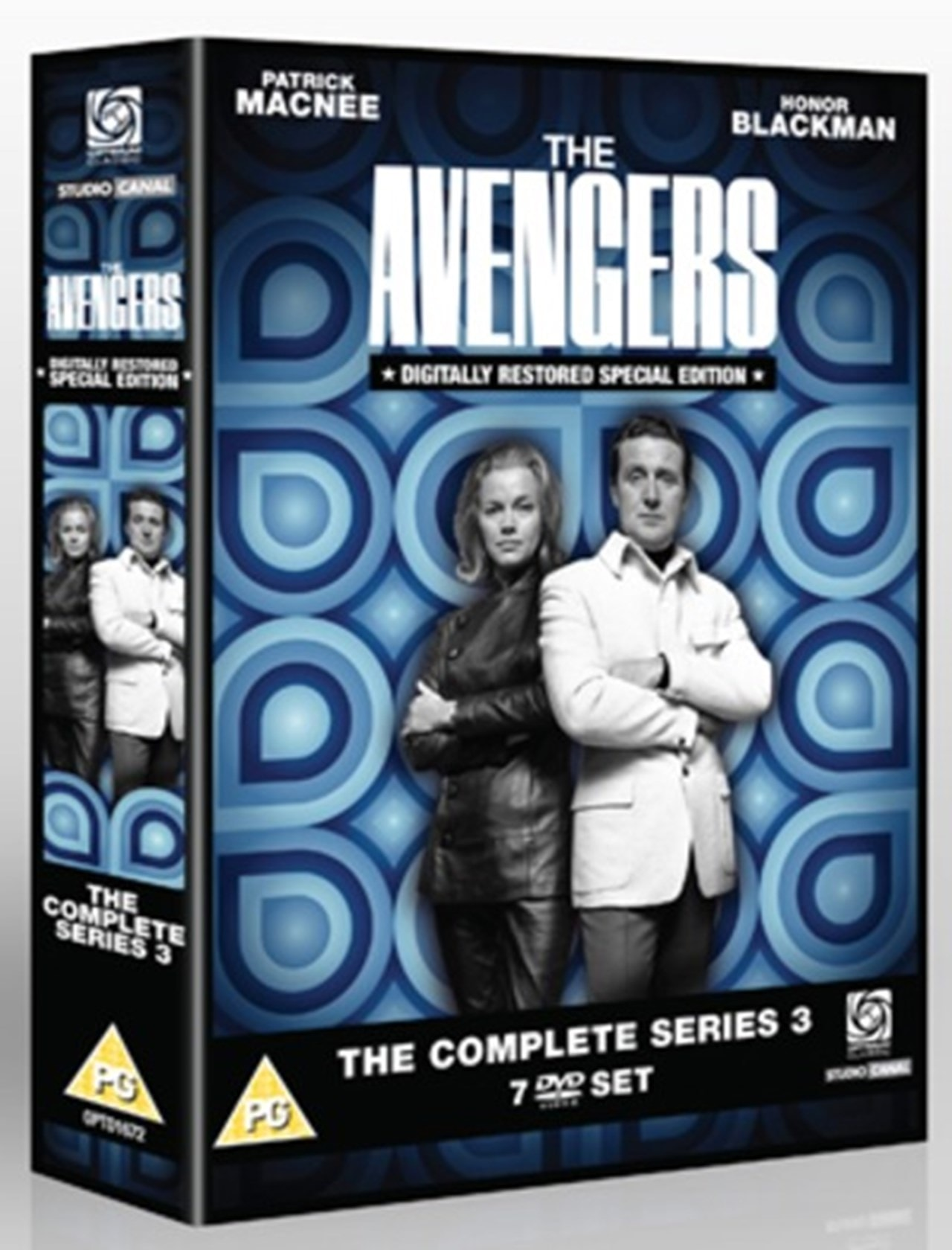 The Avengers: The Complete Series 3 - 1