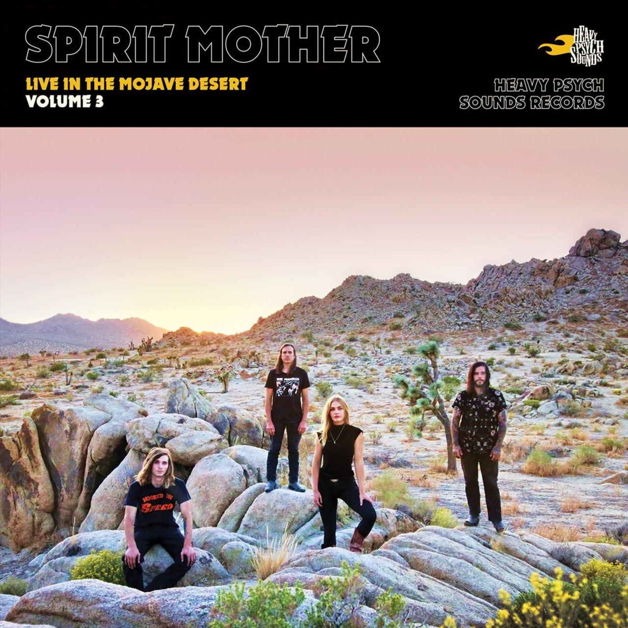 Live in the Mojave Desert - Volume 3 - 1