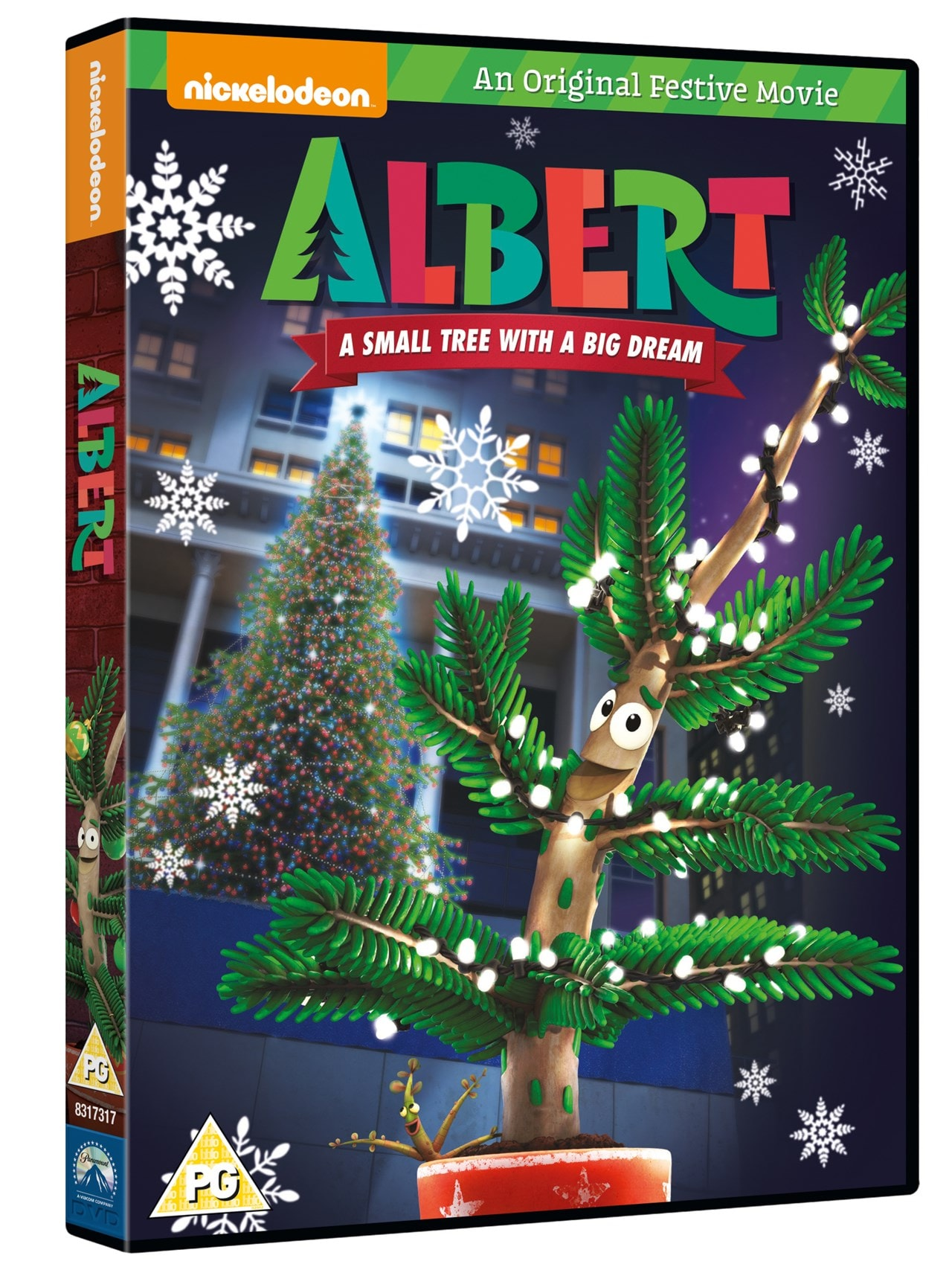 Albert - A Small Tree With a Big Dream - 2