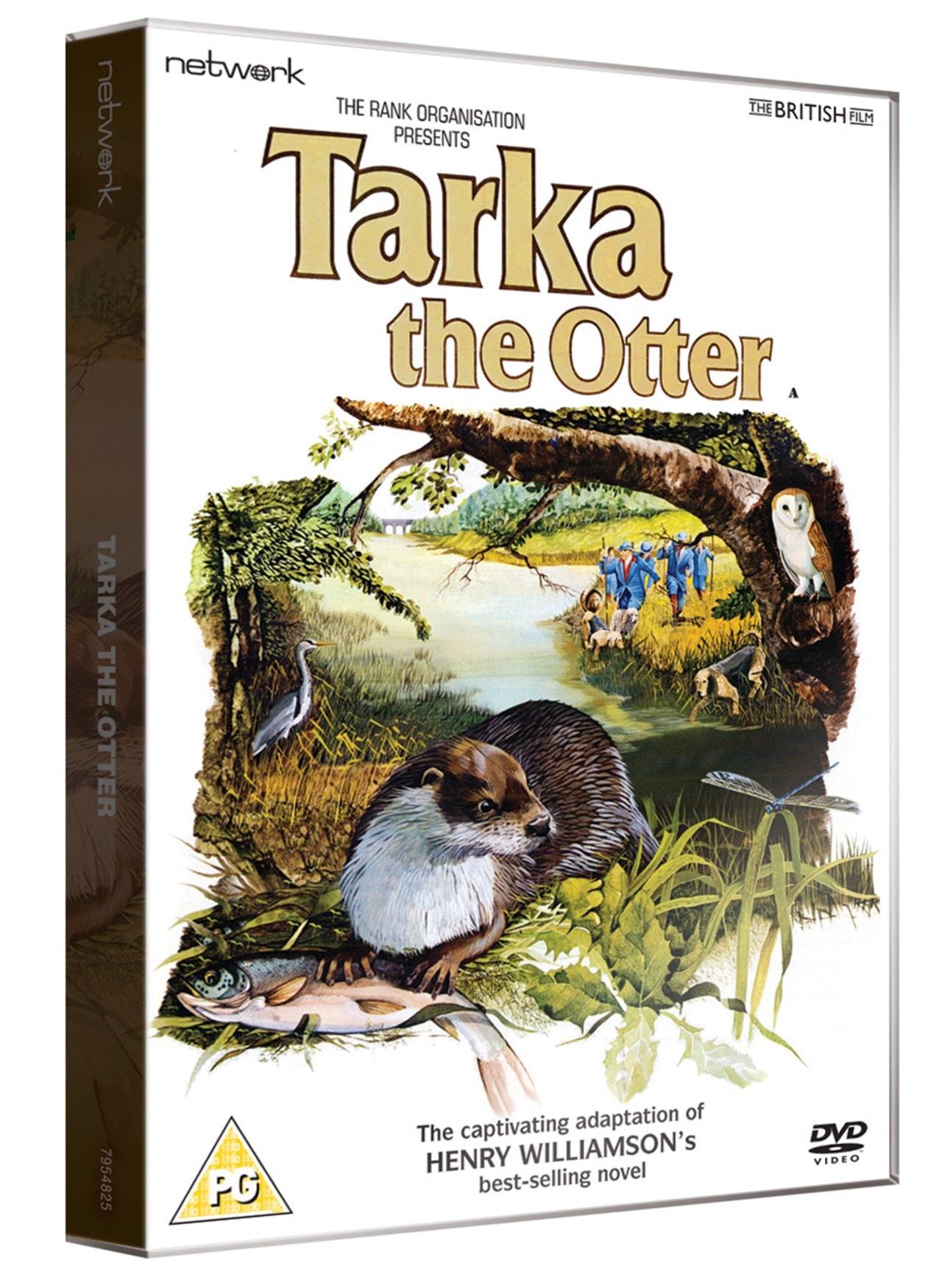 Tarka the Otter - 2