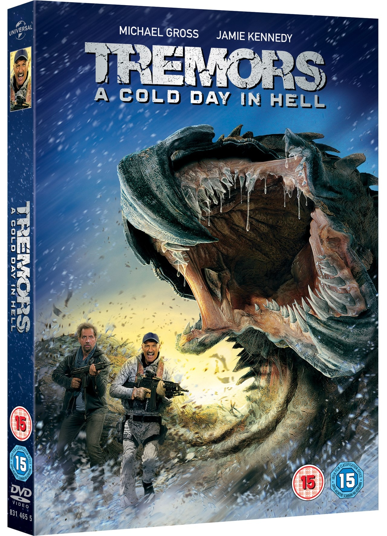 Tremors - A Cold Day in Hell - 2