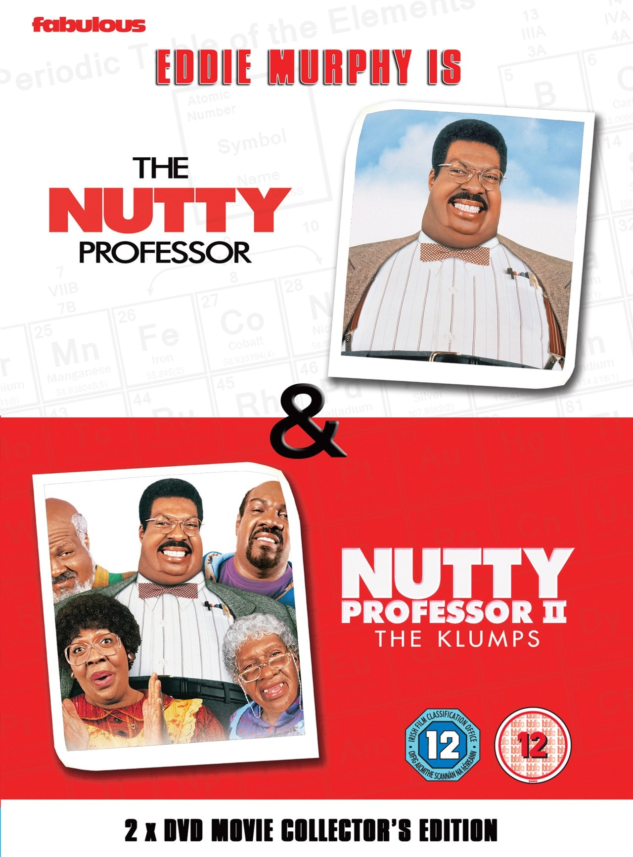 The Nutty Professor/The Nutty Professor 2 - 1