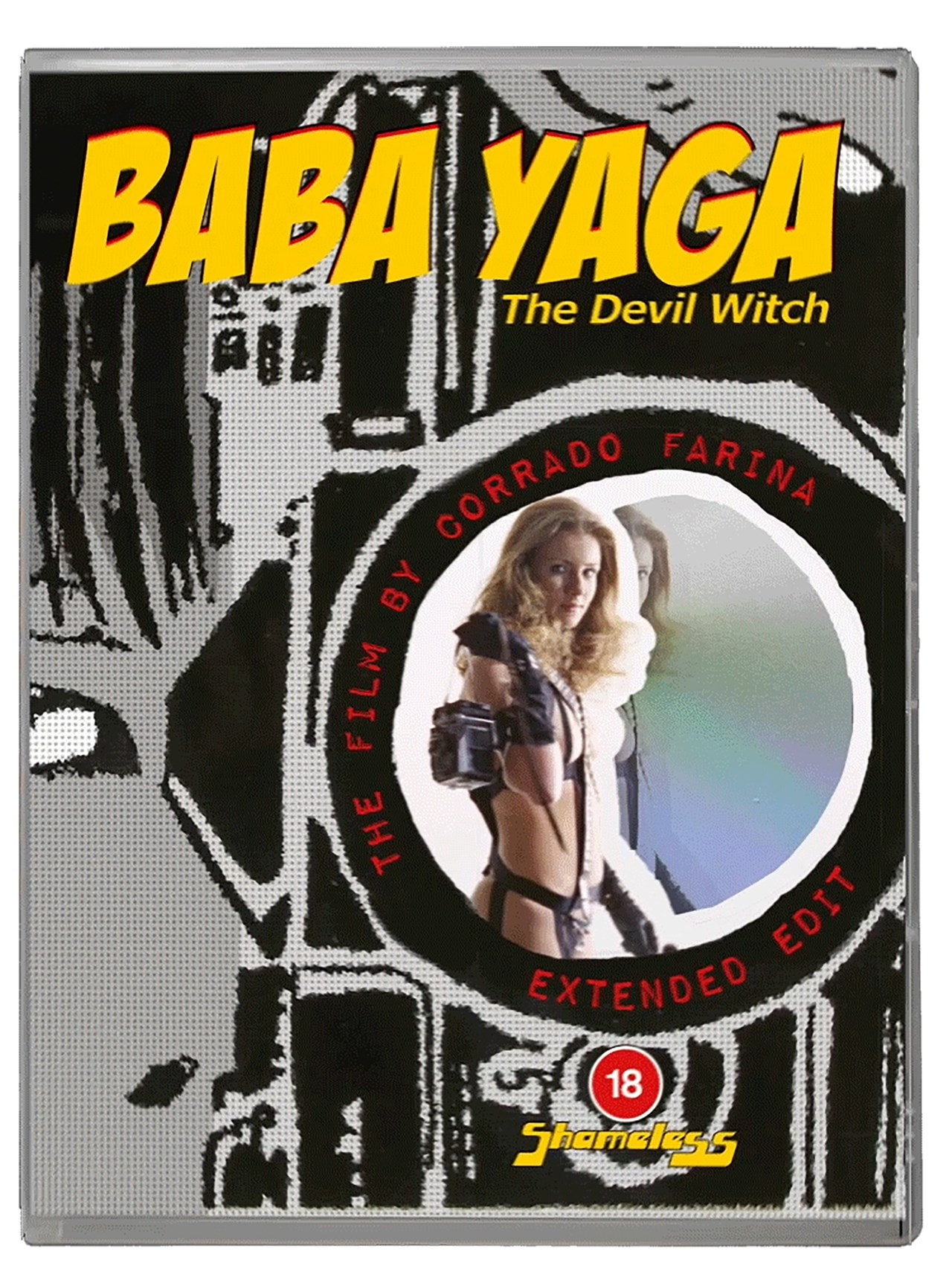 Baba Yaga - The Devil Witch - 1