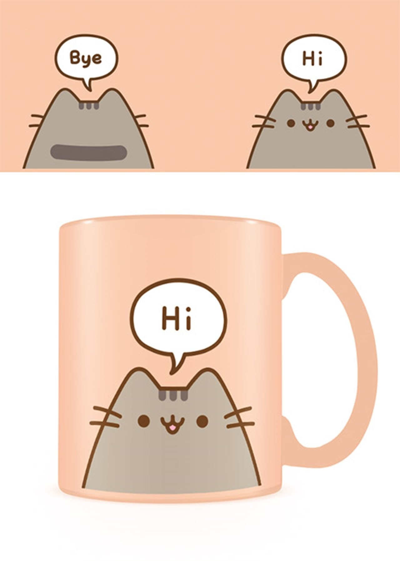 Mug: Pusheen: Hello Goodbye 11oz Mug - 1