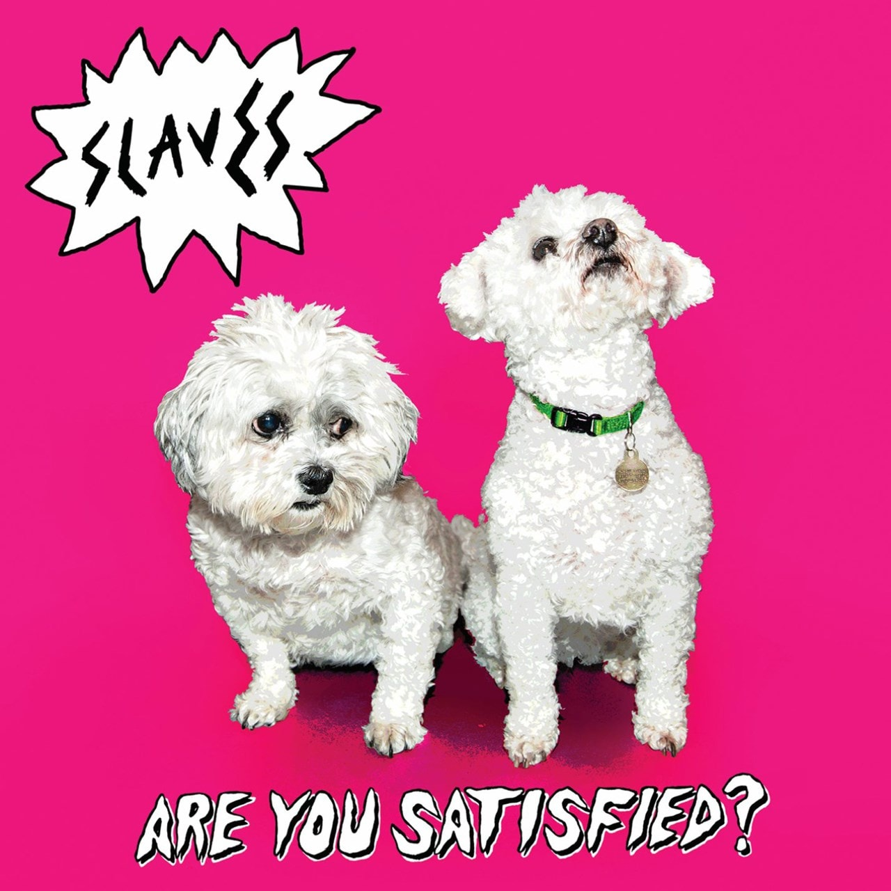 Are You Satisfied? - 1