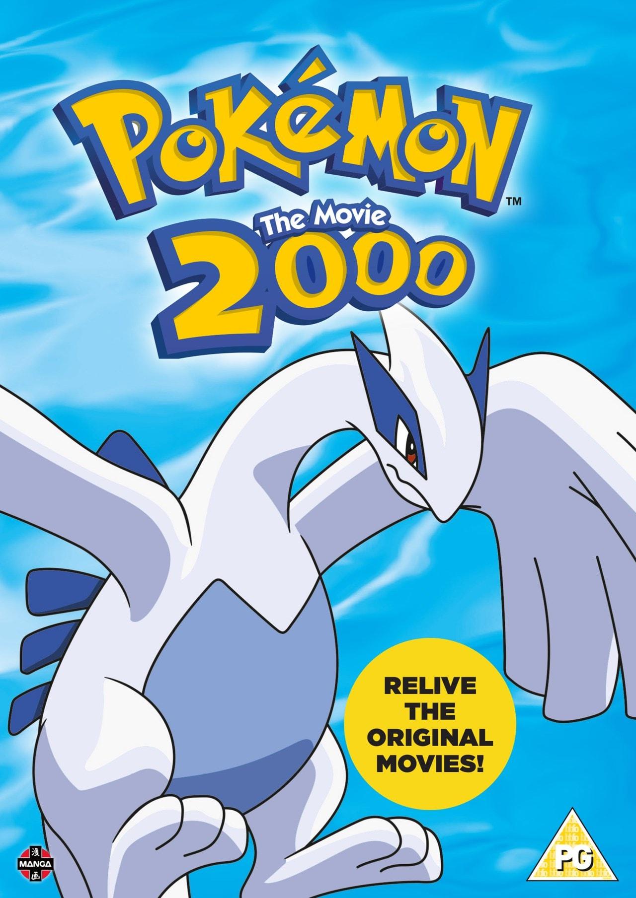 Pokemon - The Movie: 2000 - 1