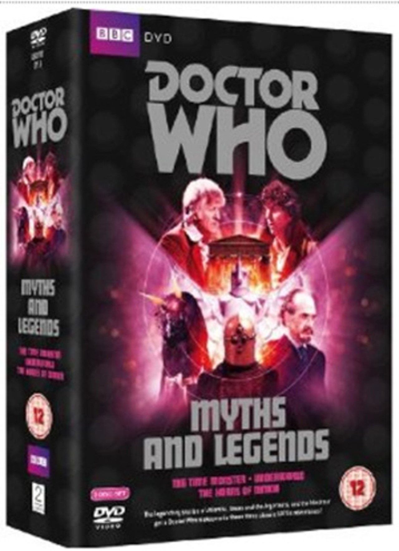 Doctor Who: Myths and Legends - 1