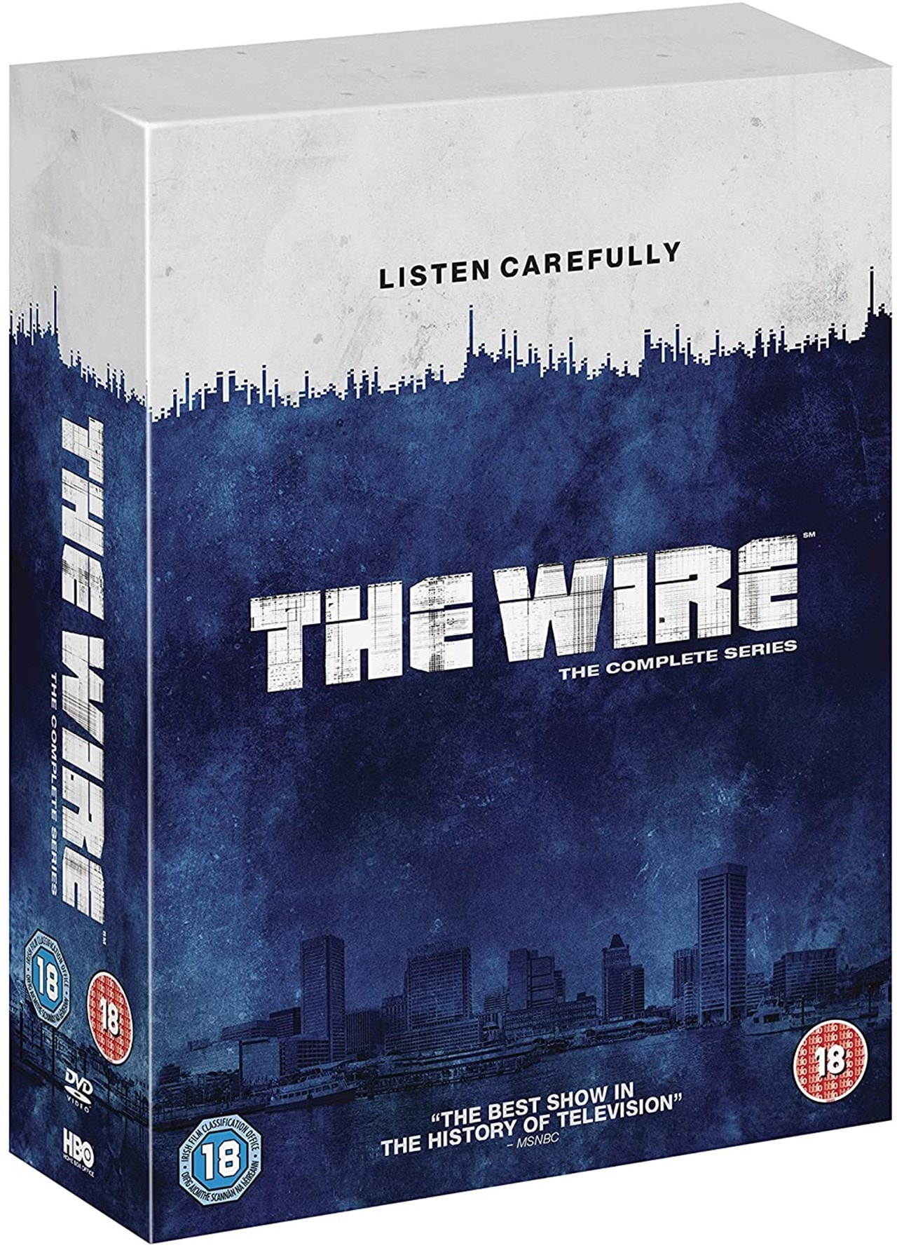 The Wire: The Complete Series - 2