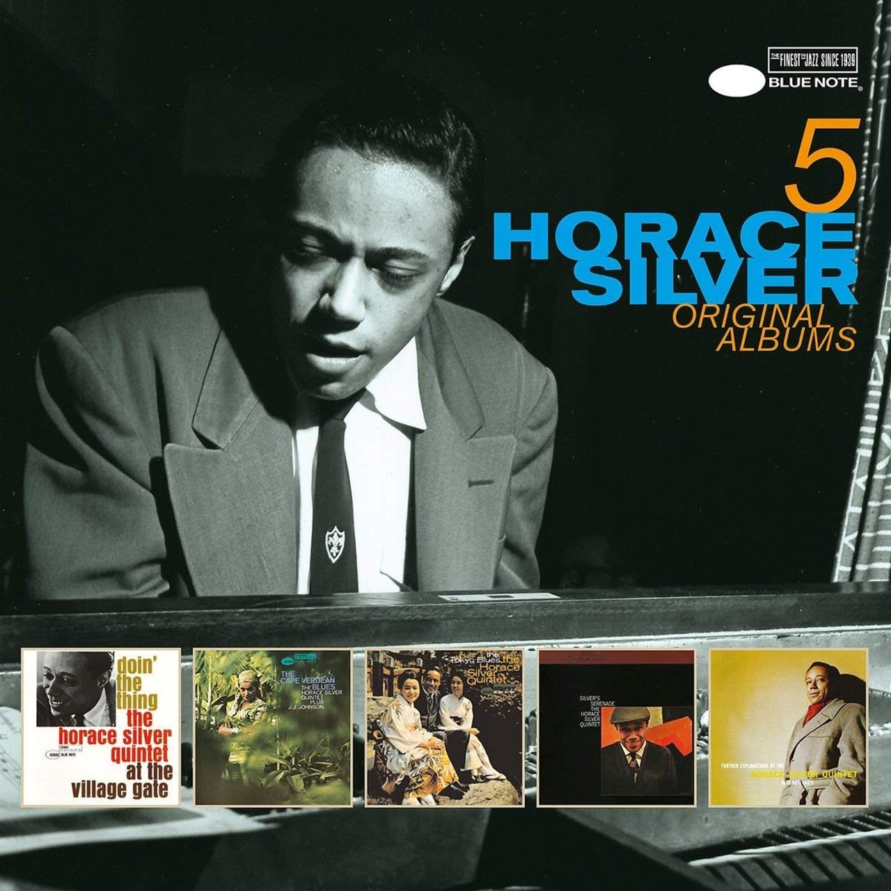 5 Original Albums - 1