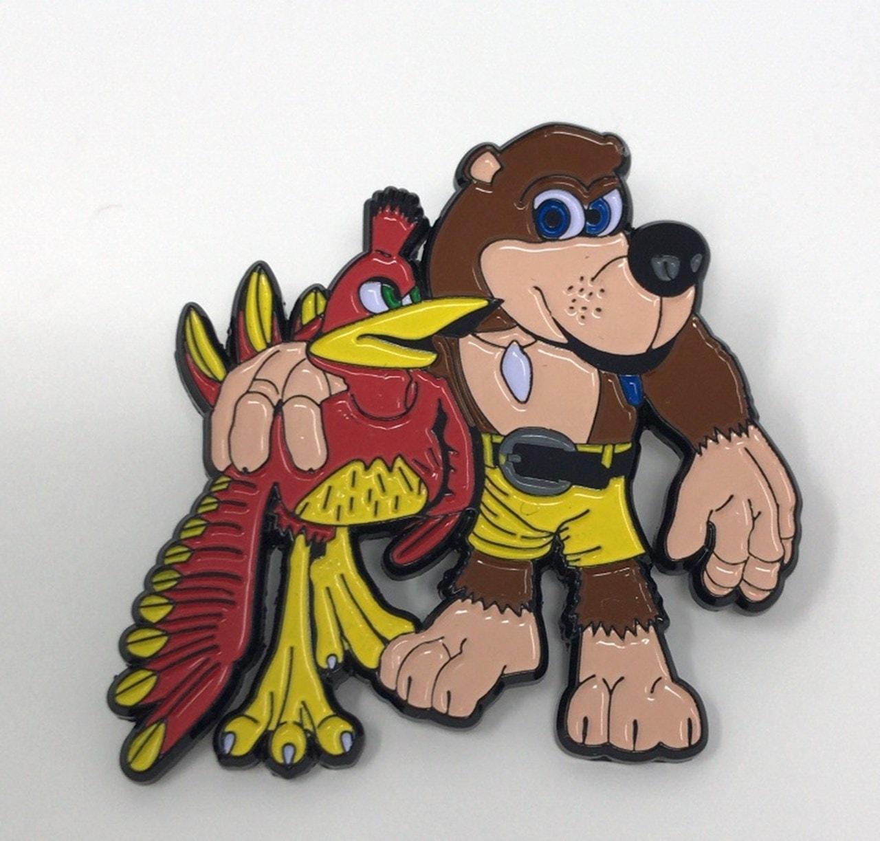 Banjo Kazooie Limited Edition Pin Badge - 1
