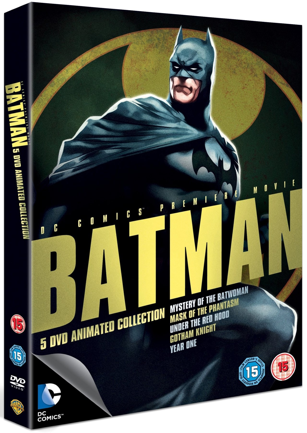 Batman: Mystery of the Batwoman/Mask of the Phantasm/Under the... - 2