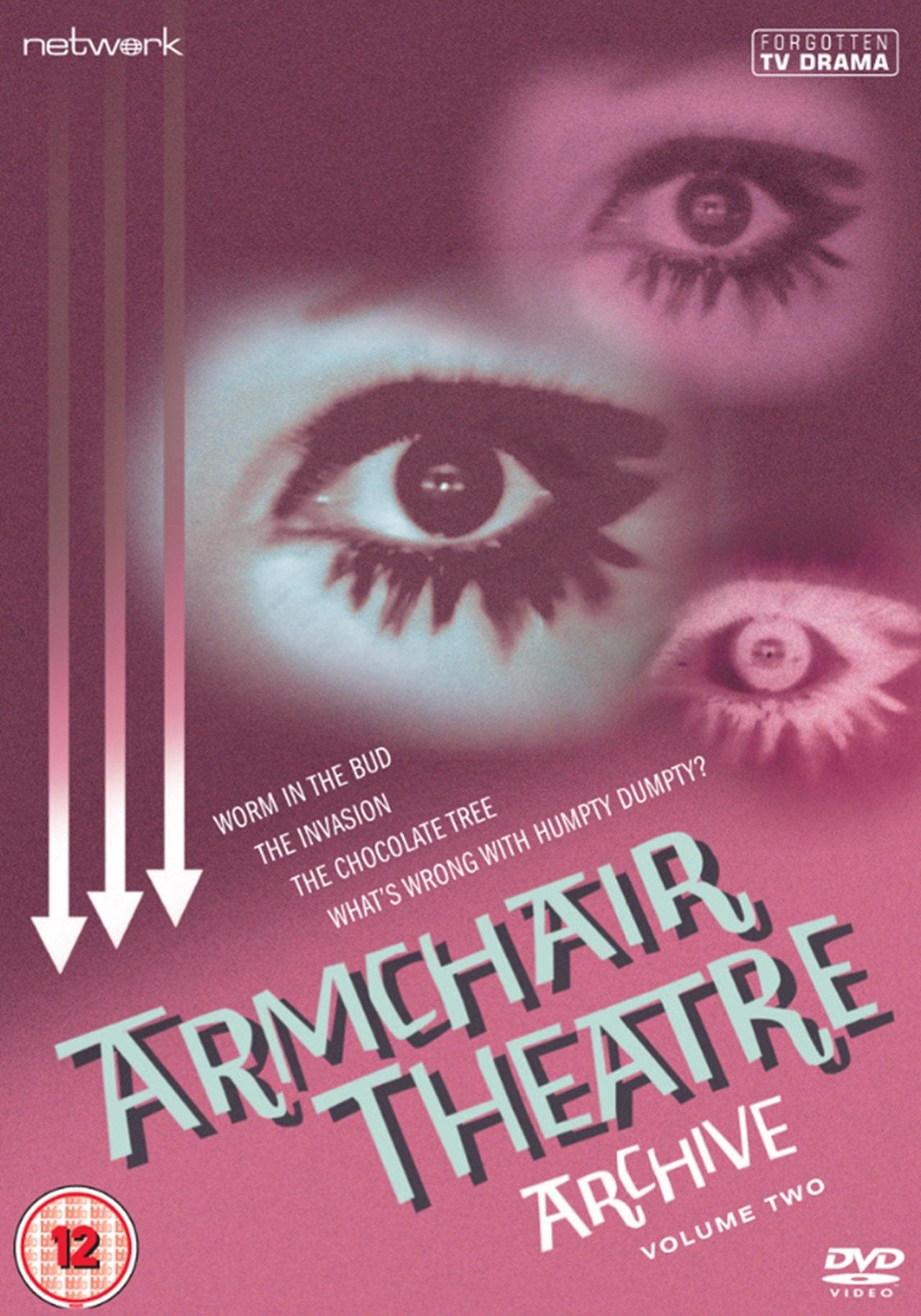Armchair Theatre Archive: Volume 2 - 1
