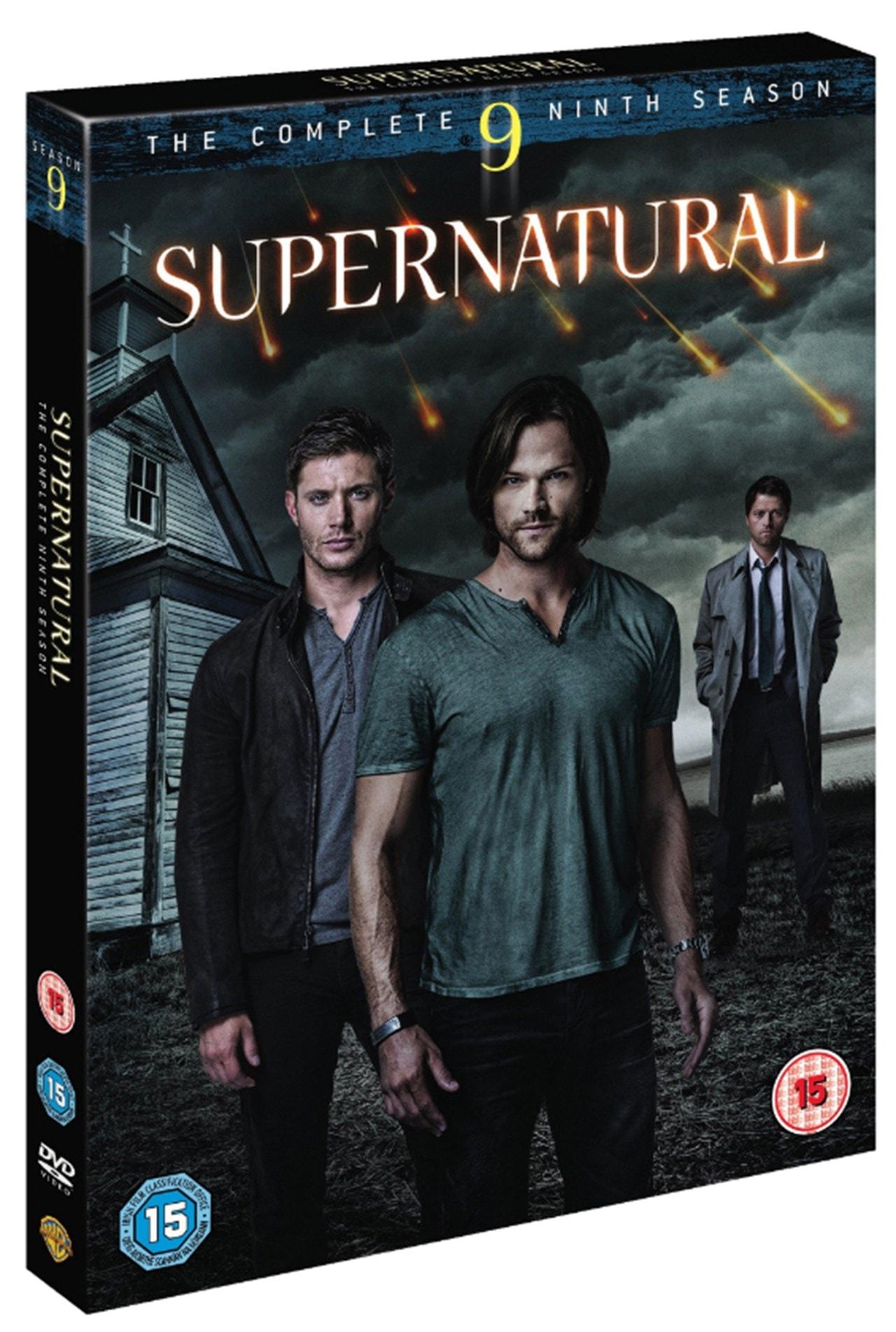Supernatural: The Complete Ninth Season - 2