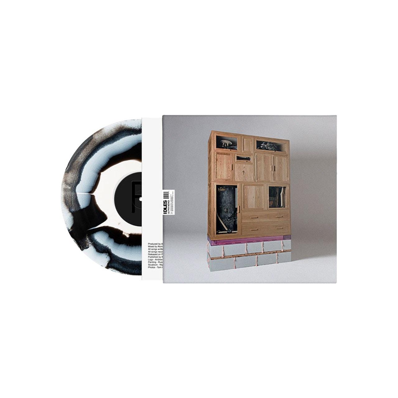 Ultra Mono: Signed Limited Edition Vortex Vinyl - 2
