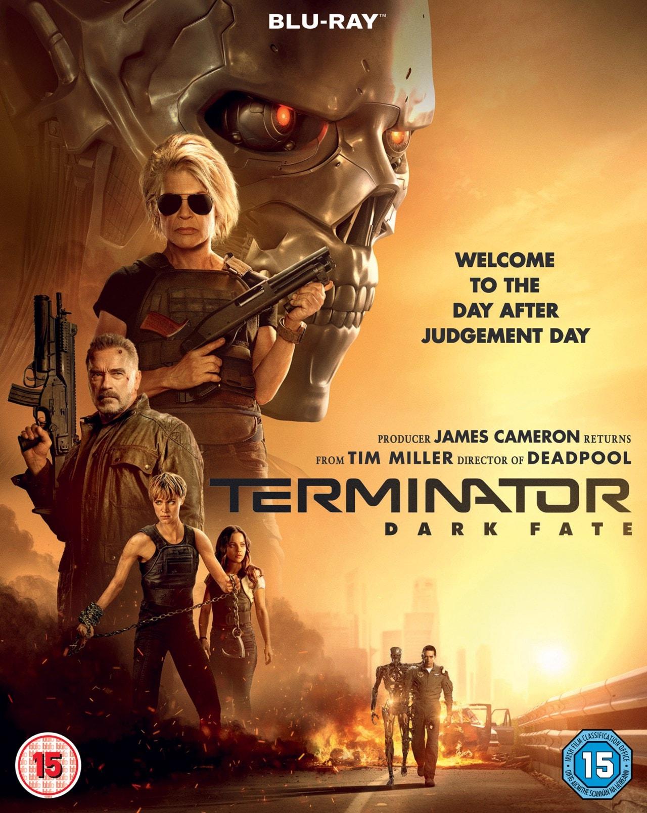 Terminator: Dark Fate - 1