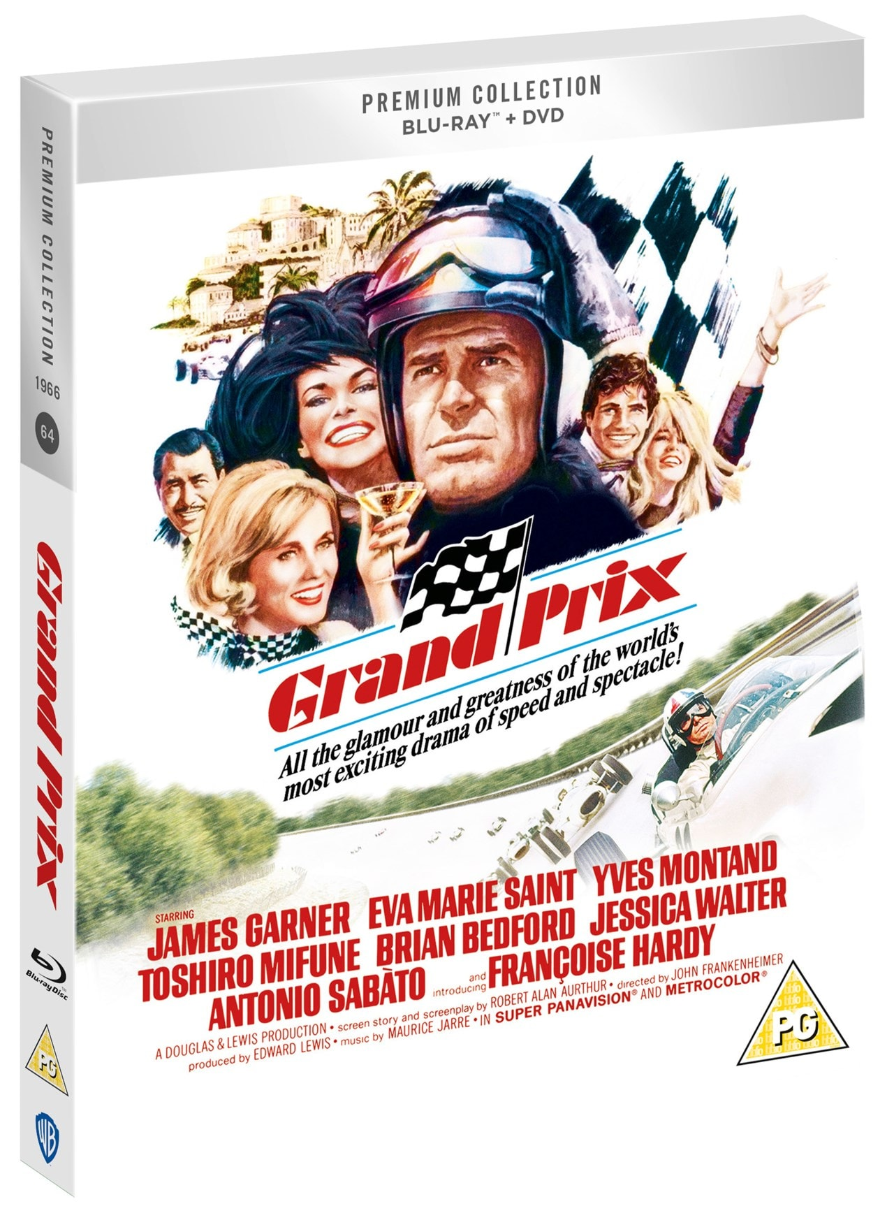 Grand Prix (hmv Exclusive) - The Premium Collection - 2