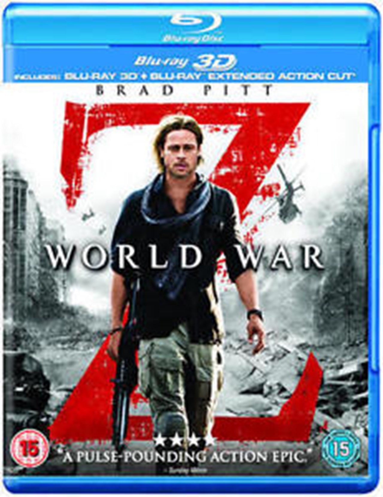 World War Z: Extended Action Cut - 1
