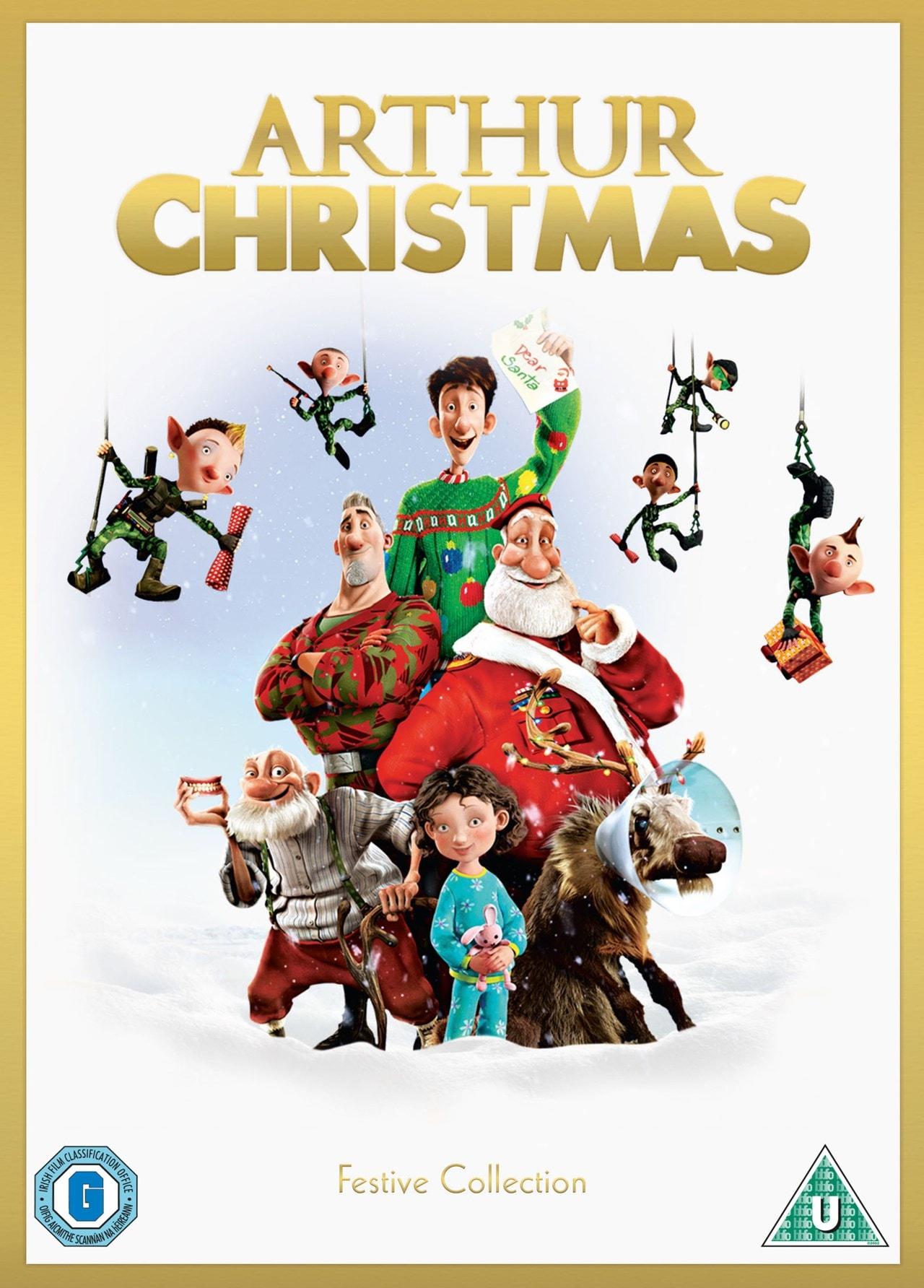 Arthur Christmas (hmv Christmas Classics) - 1