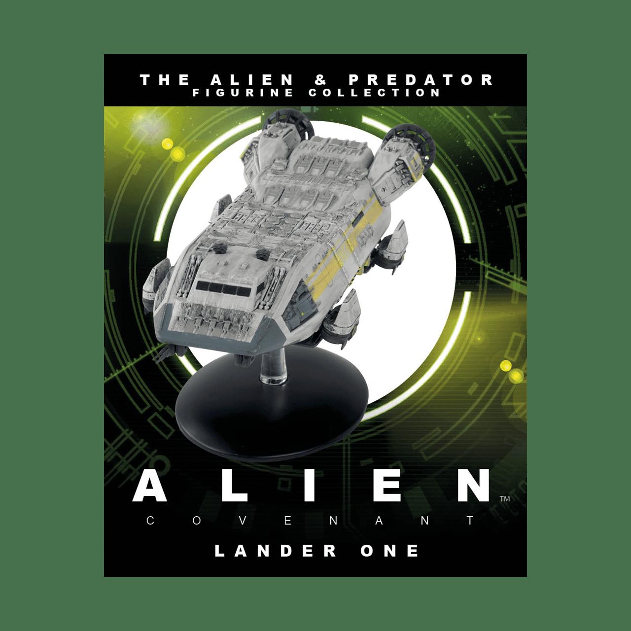 Alien Covenant: Lander One Ship Hero Collector - 3