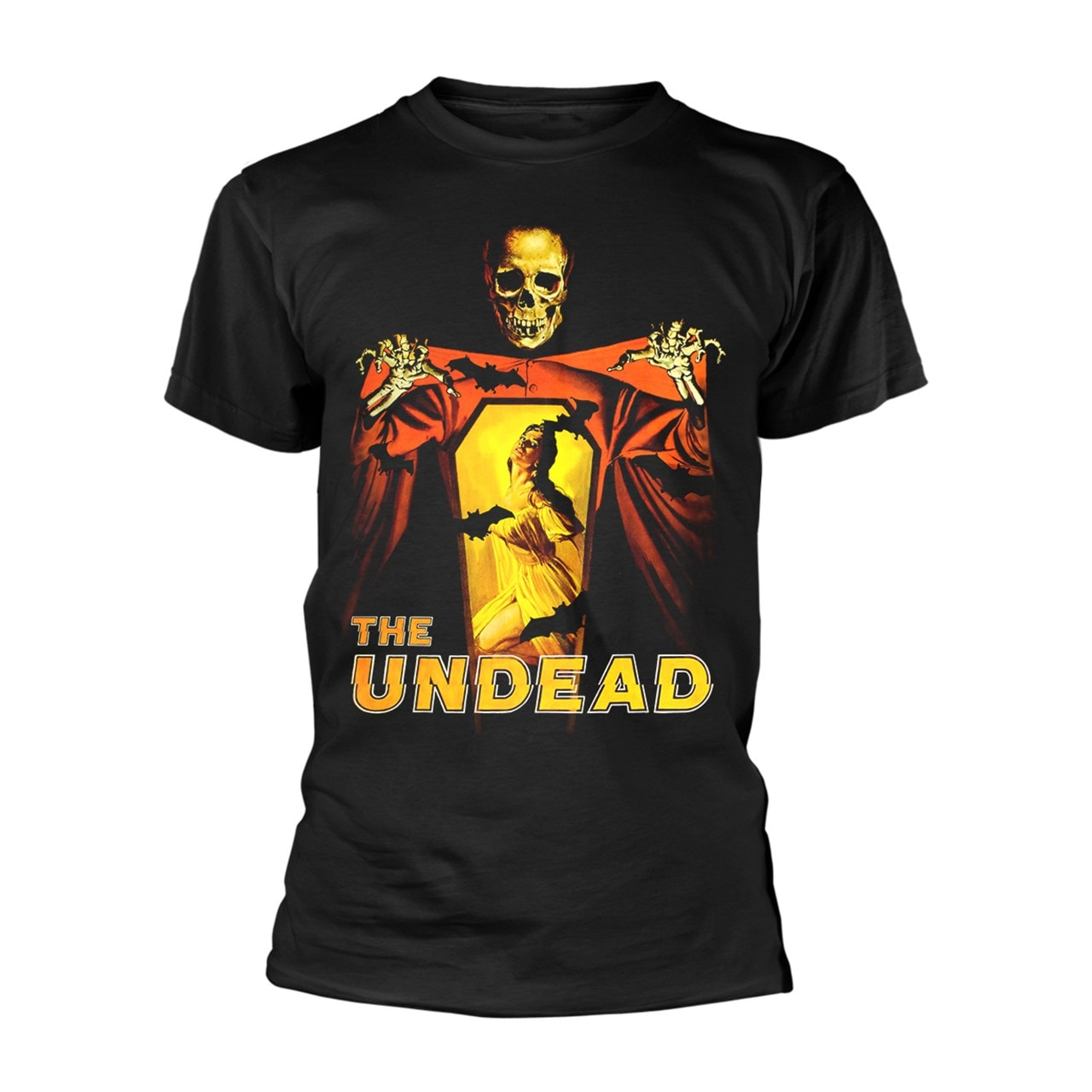 Plan 9: The Undead (Small) - 1