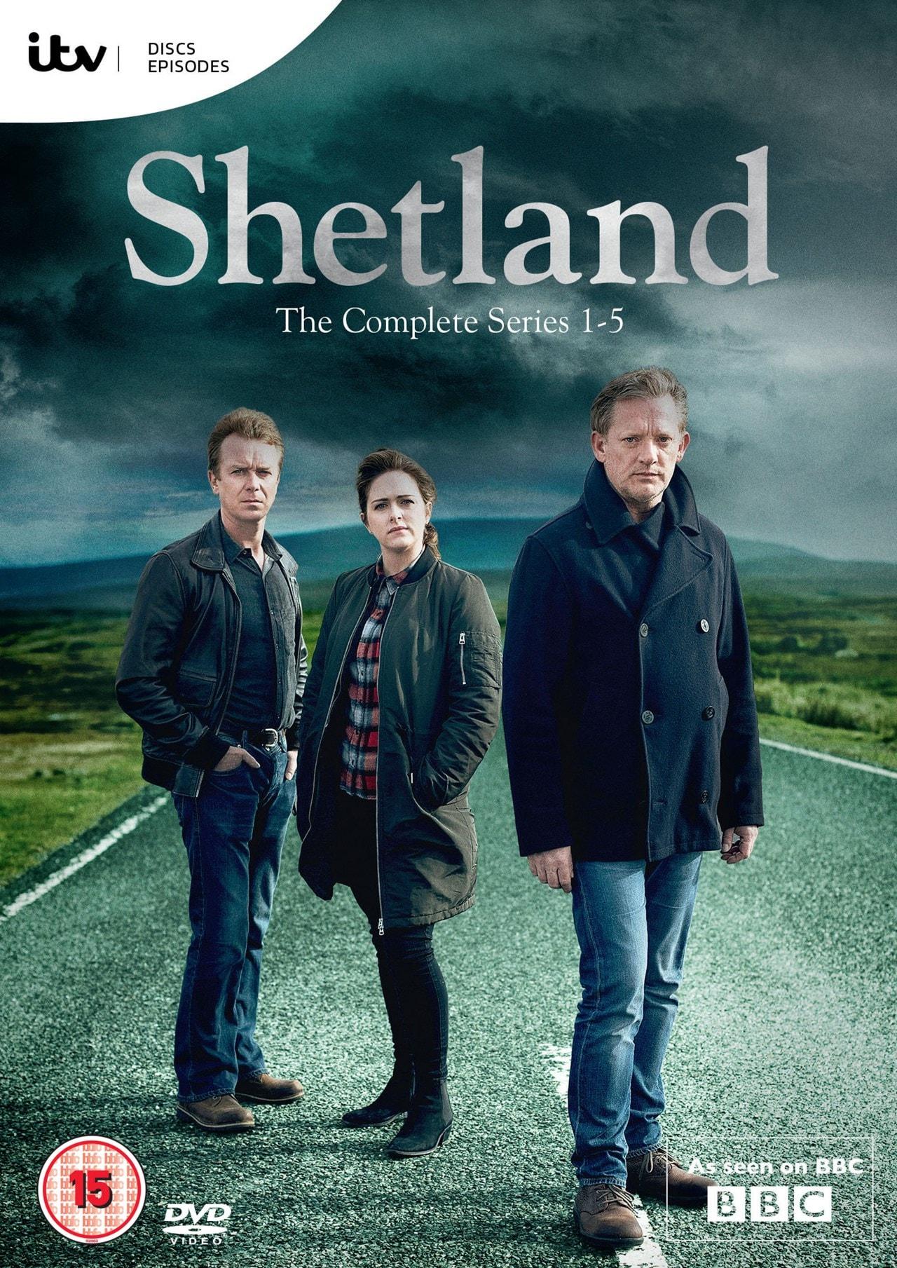 Shetland: Series 1-5 - 1