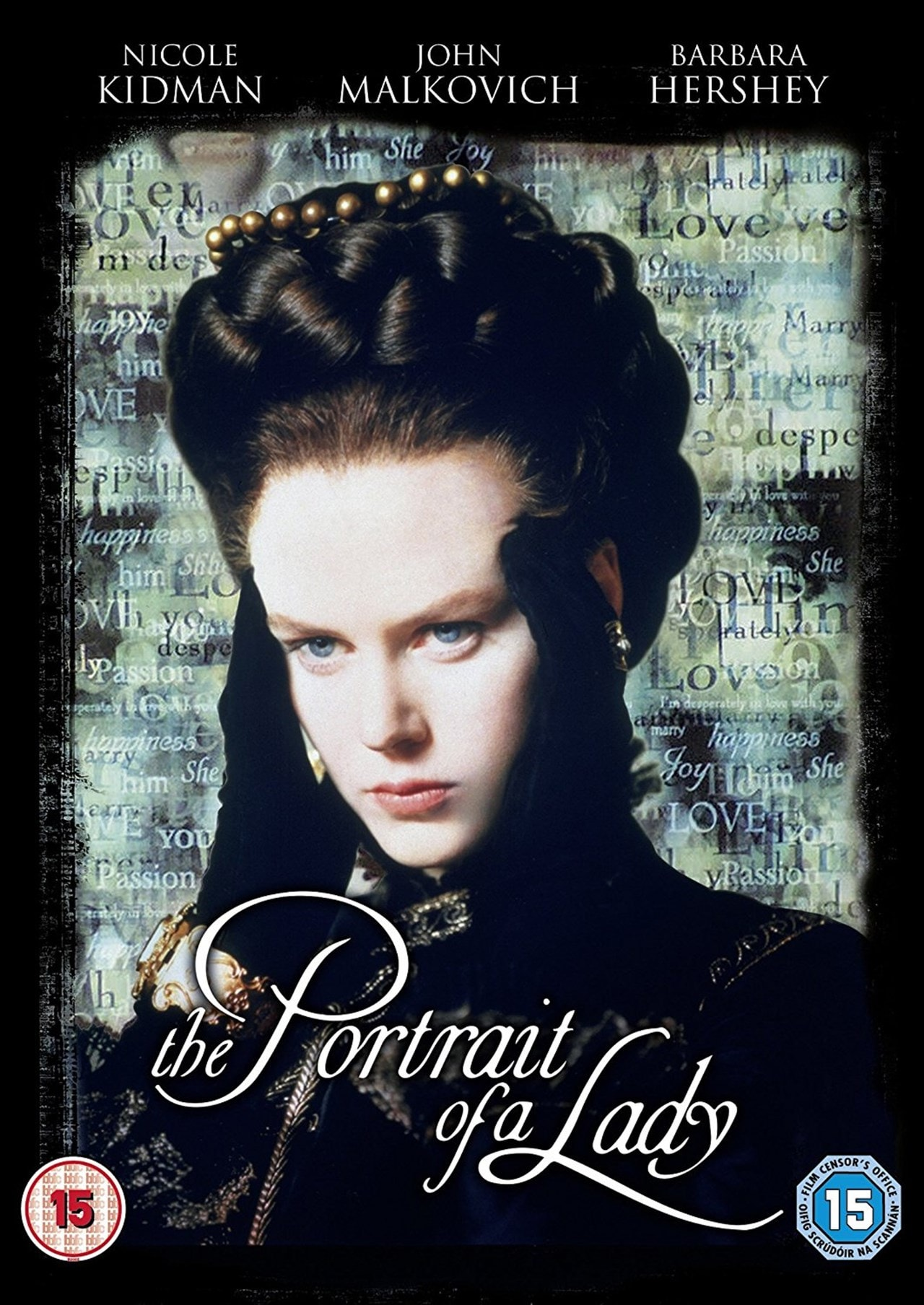 The Portrait of a Lady - 1