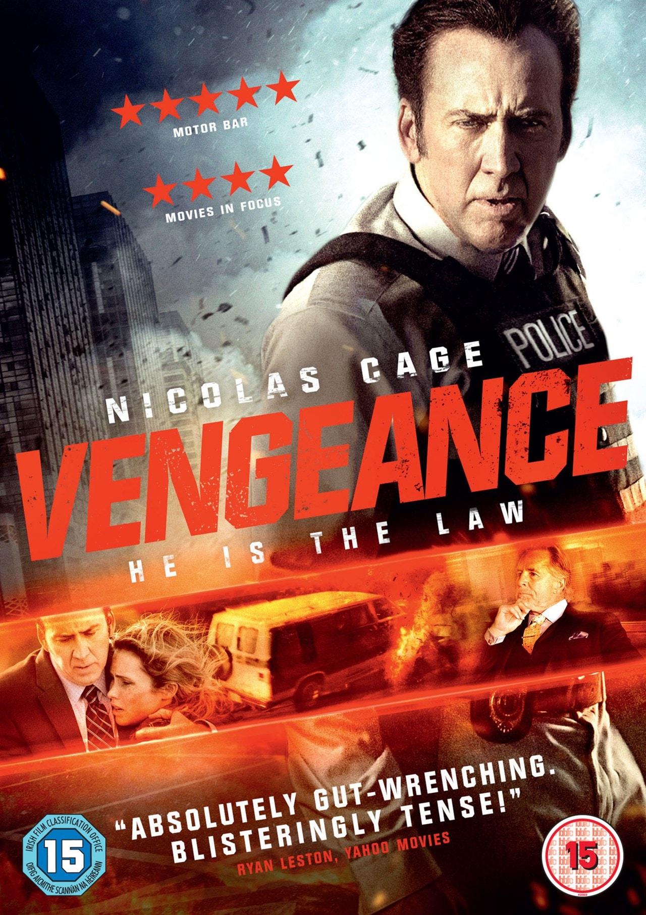 Vengeance - 1