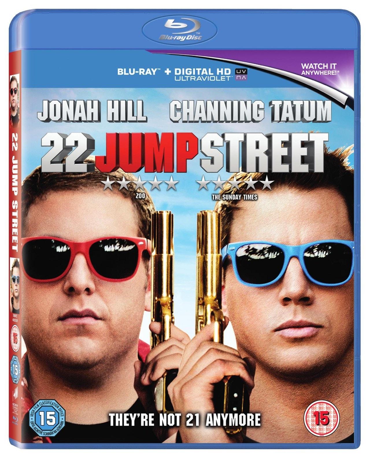 22 Jump Street - 1