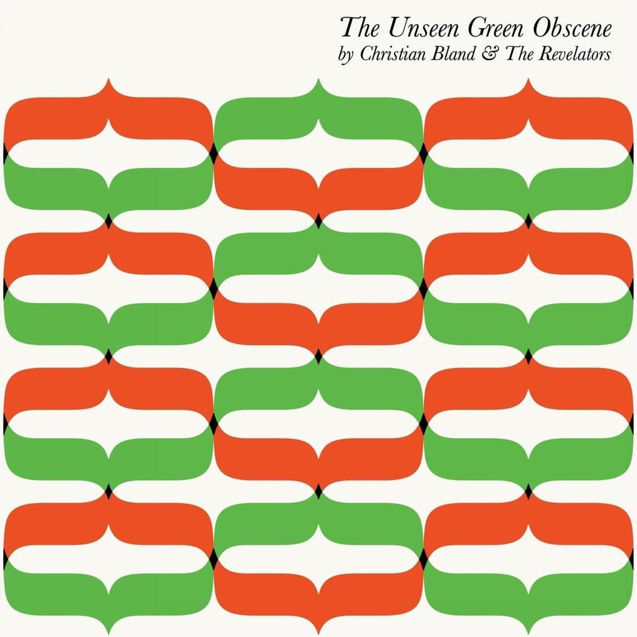 The Unseen Green Obscene - 1