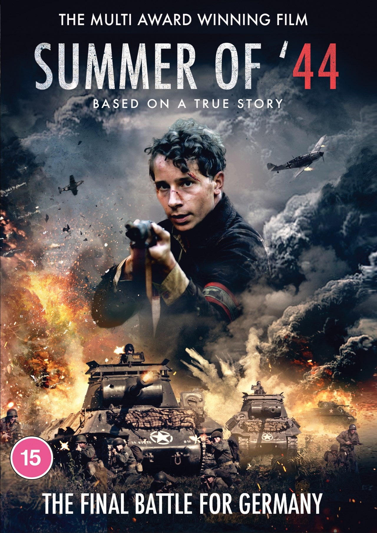 Summer of '44 - The Final Battle for Germany - 1