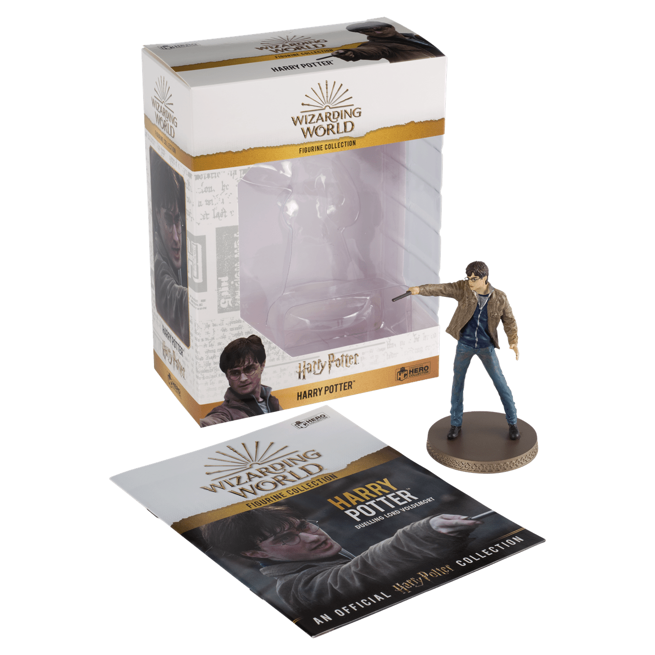 Harry Potter: Battle Pose Figurine: Hero Collector - 4