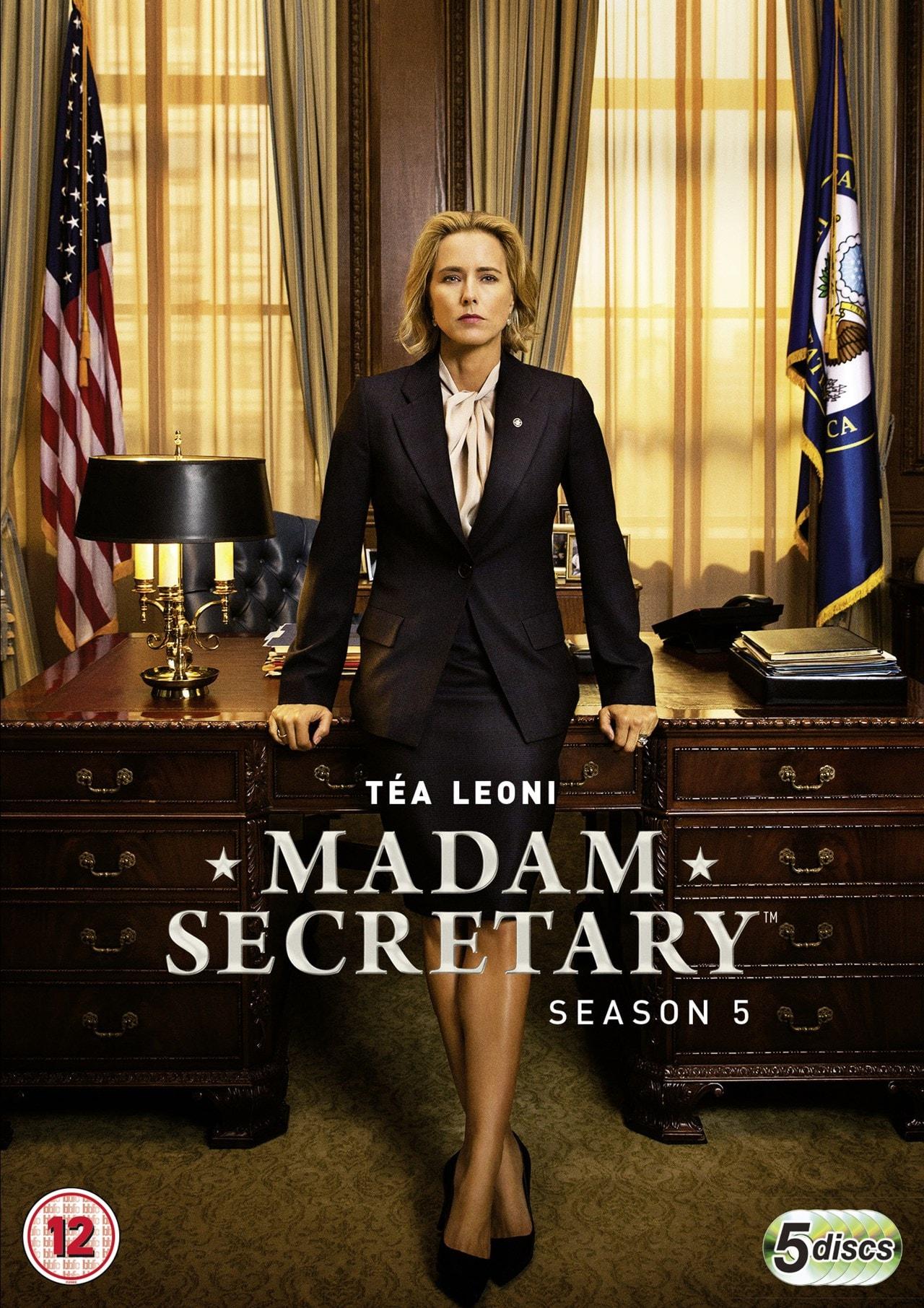 Madam Secretary: Season 5 - 1