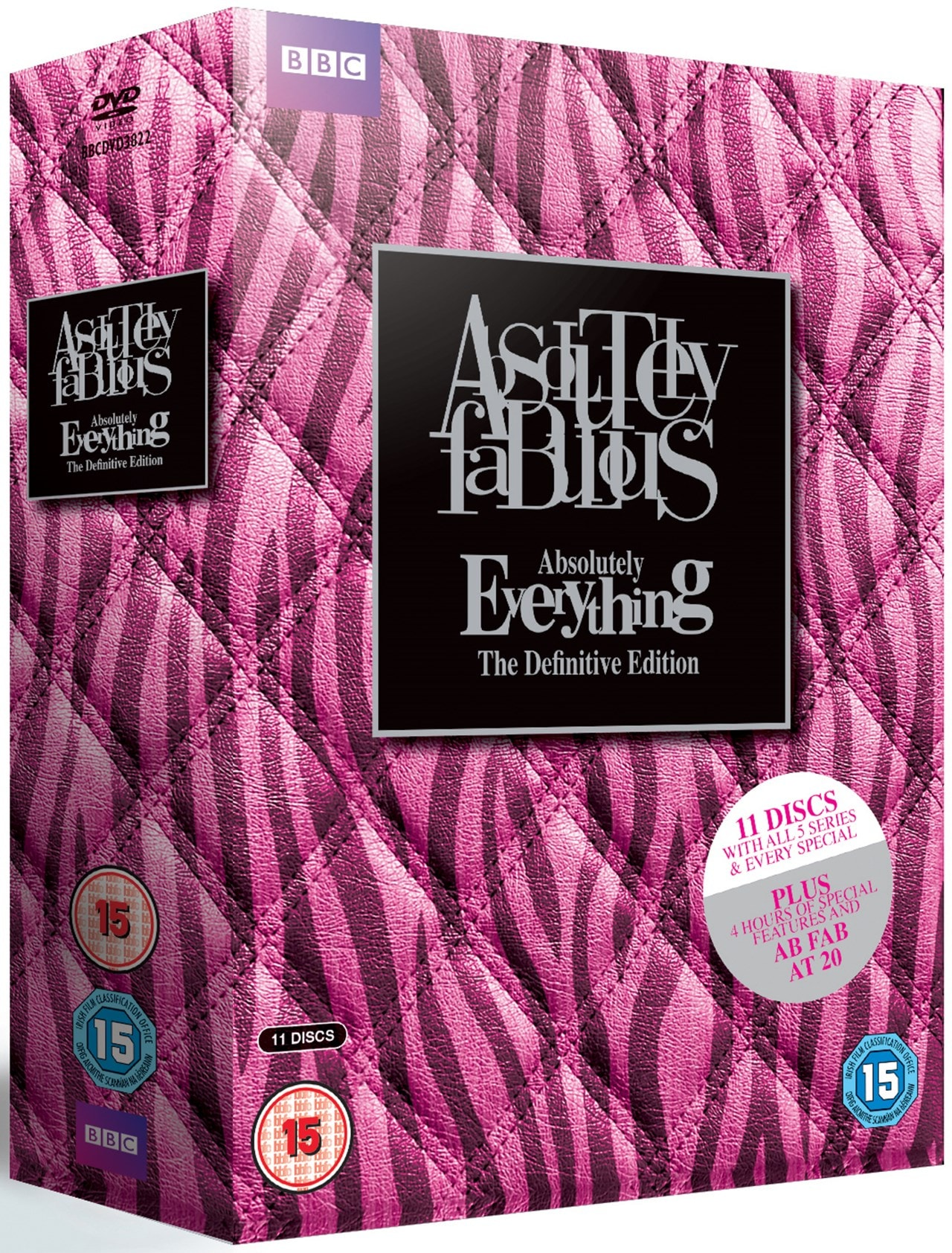 Absolutely Fabulous: Absolutely Everything - 2