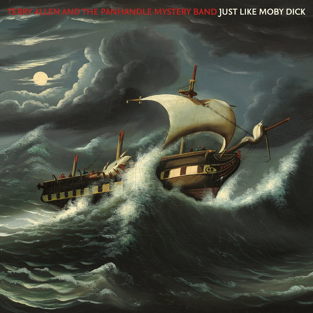 Just Like Moby Dick - 1