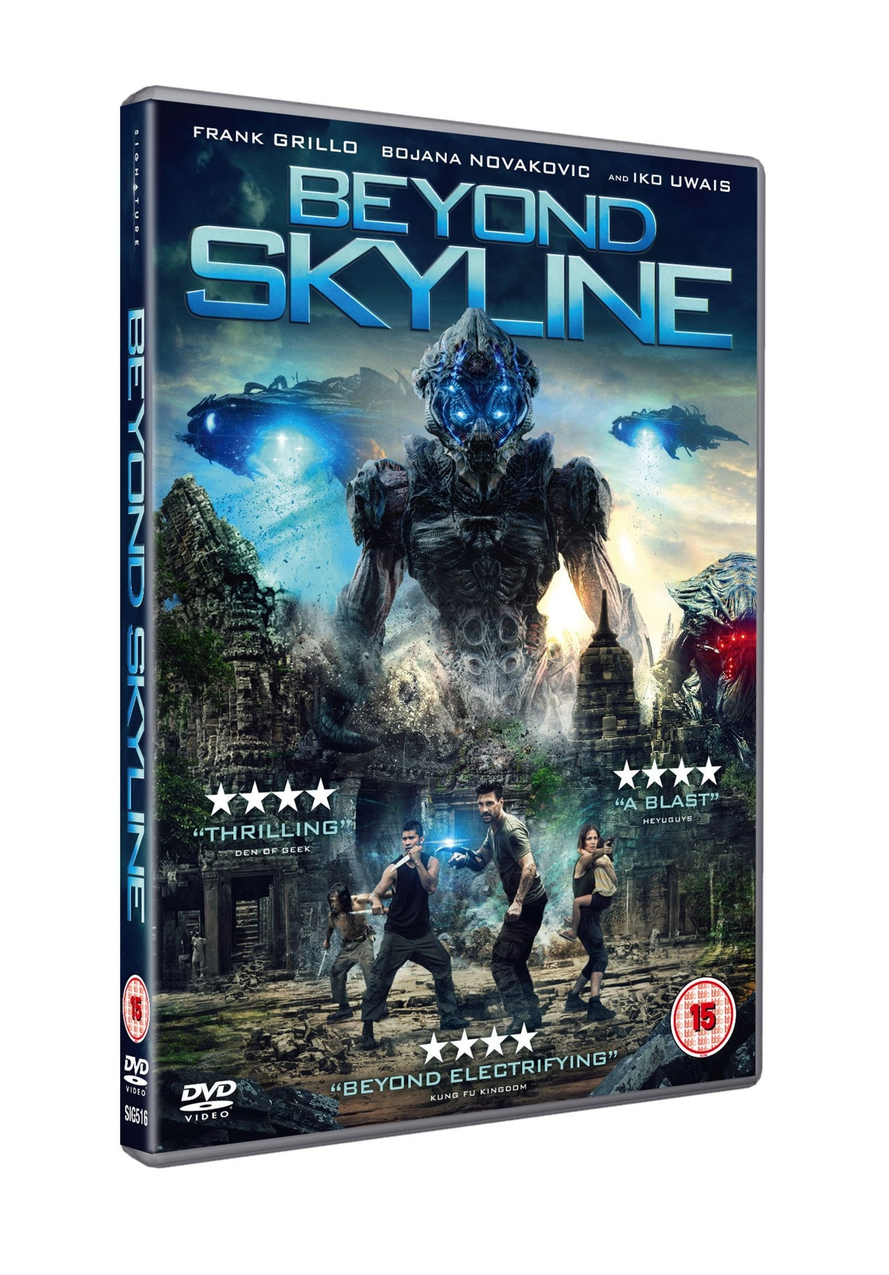 Beyond Skyline   DVD   Free shipping over £20   HMV Store