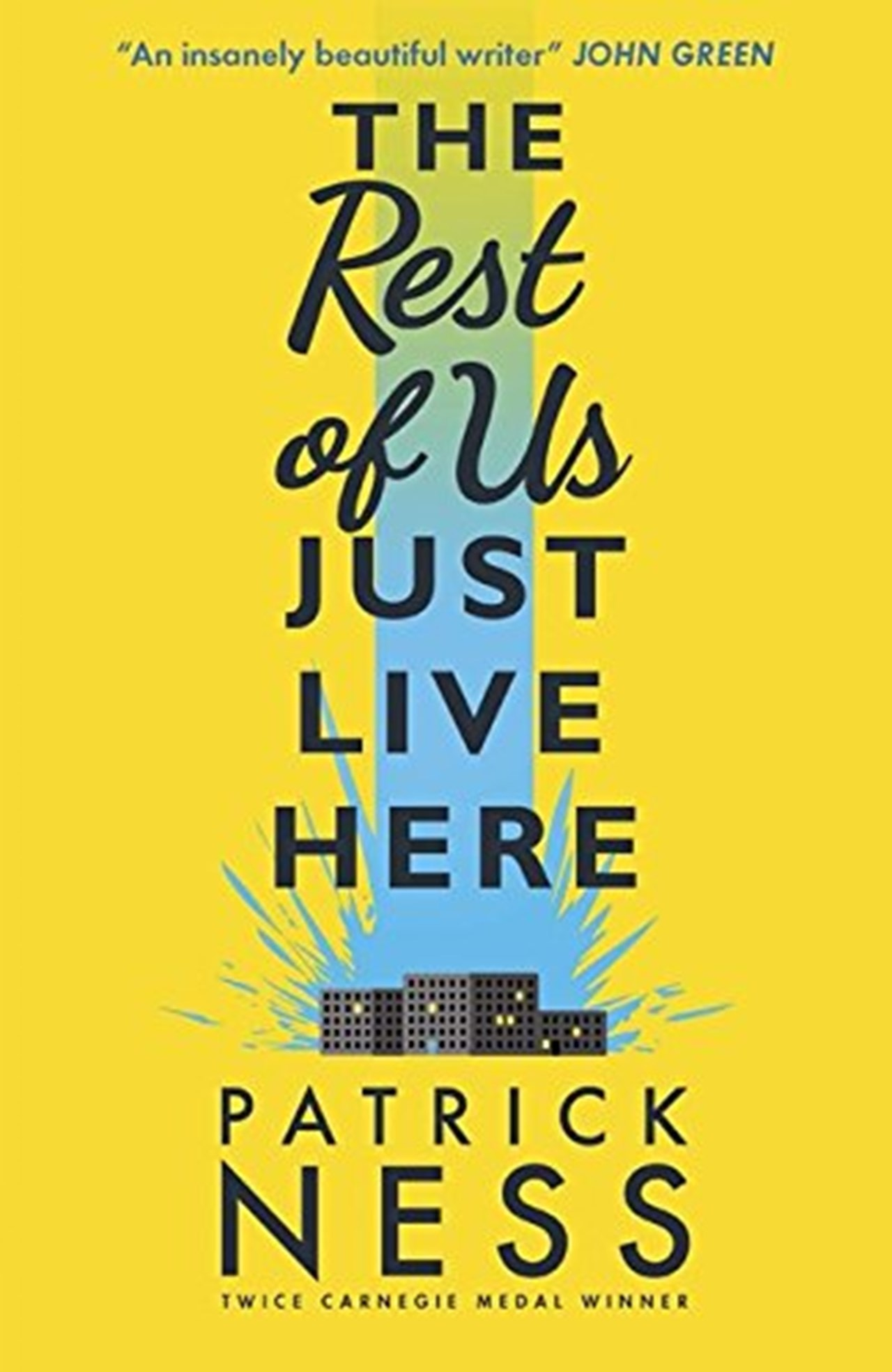 The Rest Of Us Just Live Here - 1