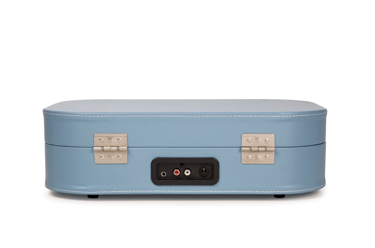 Crosley Discovery Glacier Blue Turntable - 5