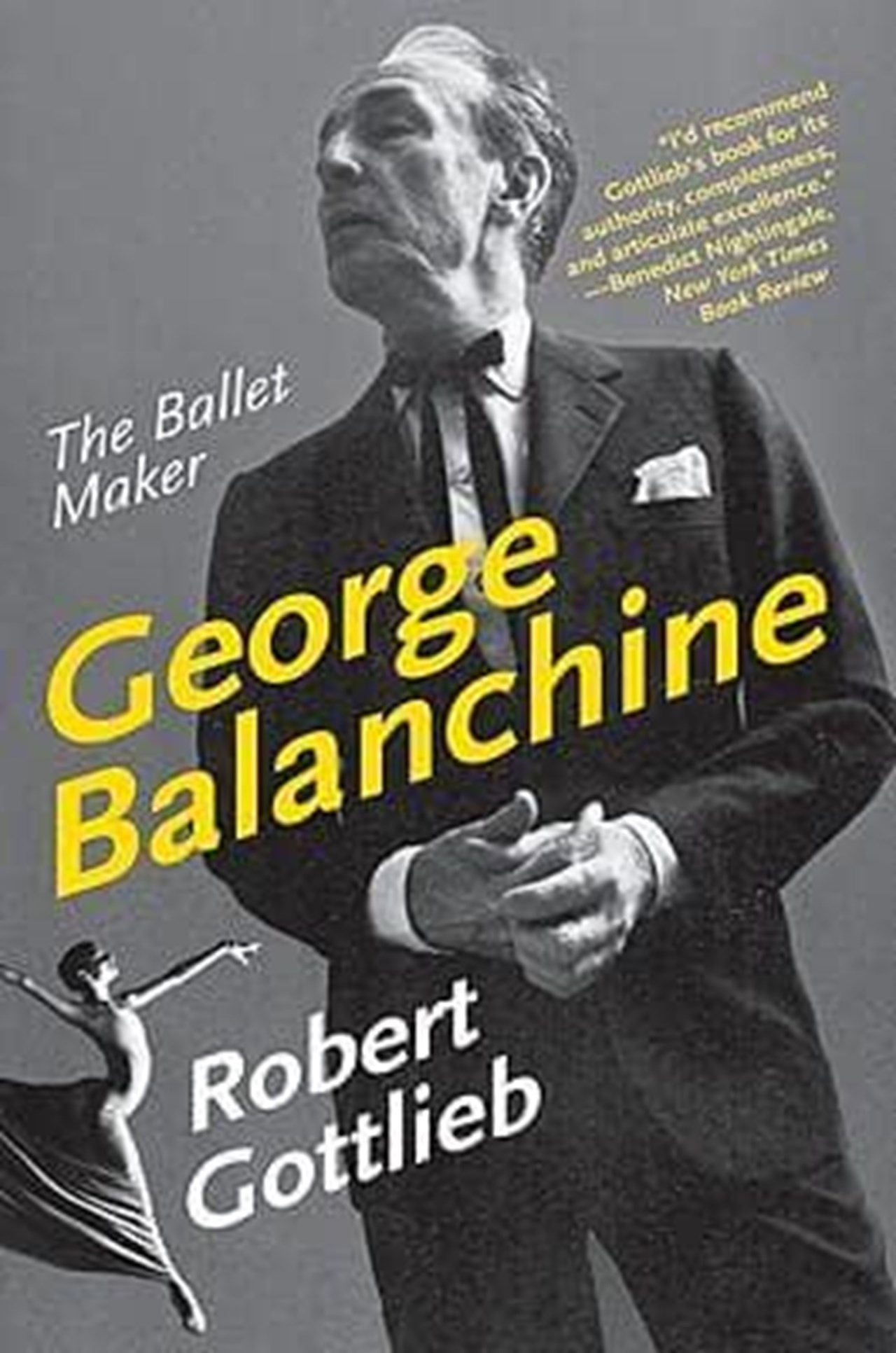 George Balanchine: The Ballet Maker - 1