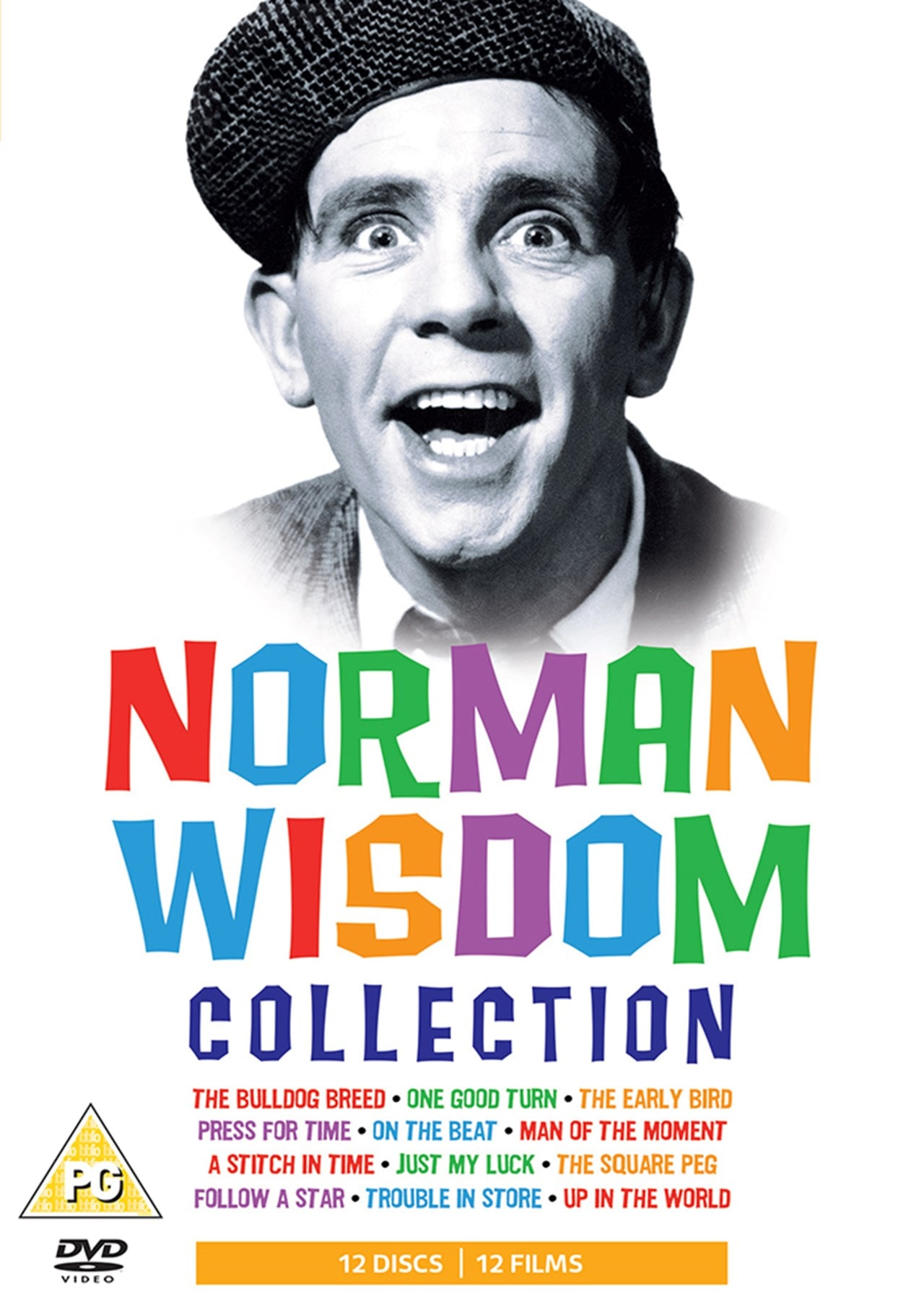 Norman Wisdom Collection - 1