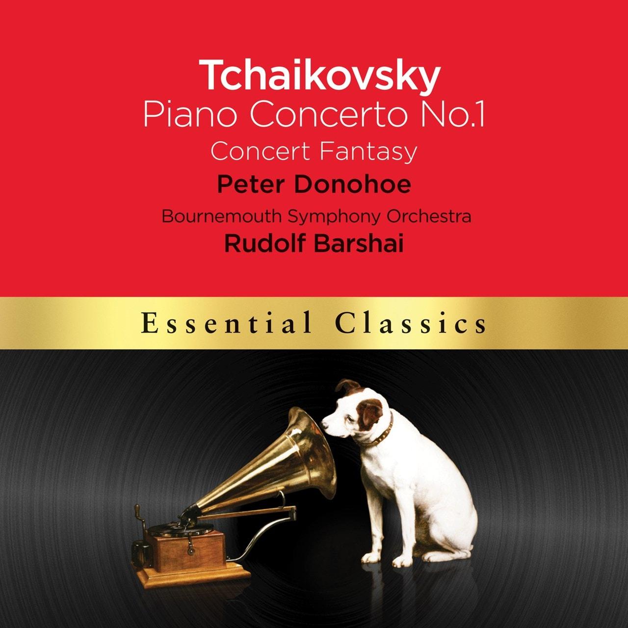 Tchaikovsky: Piano Concerto No. 1/Concert Fantasy - 1