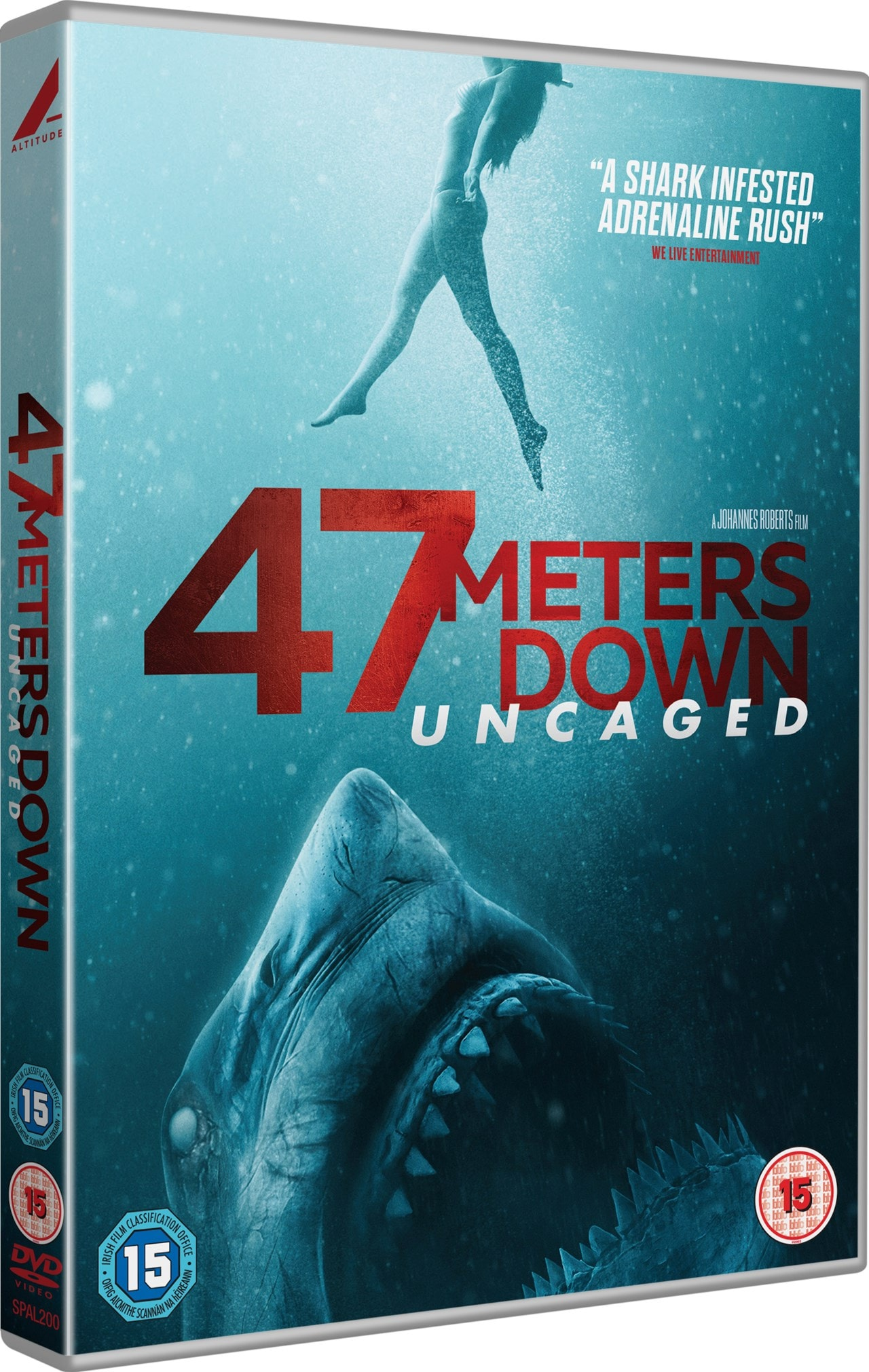 47 Metres Down: Uncaged - 2