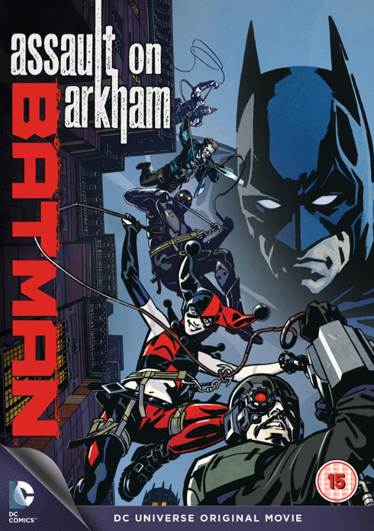 Batman: Assault On Arkham - 1