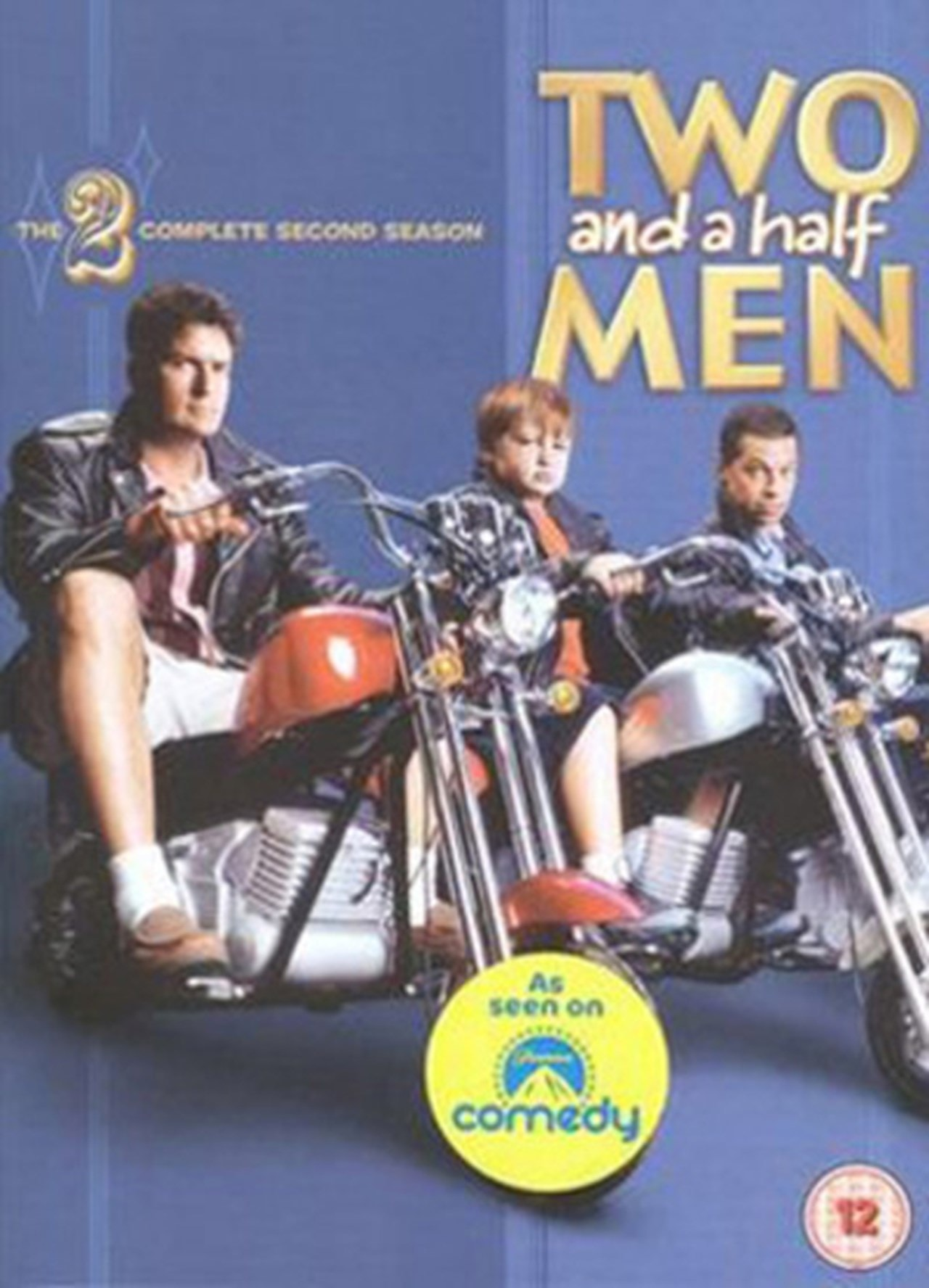 Two and a Half Men: The Complete Second Season - 1
